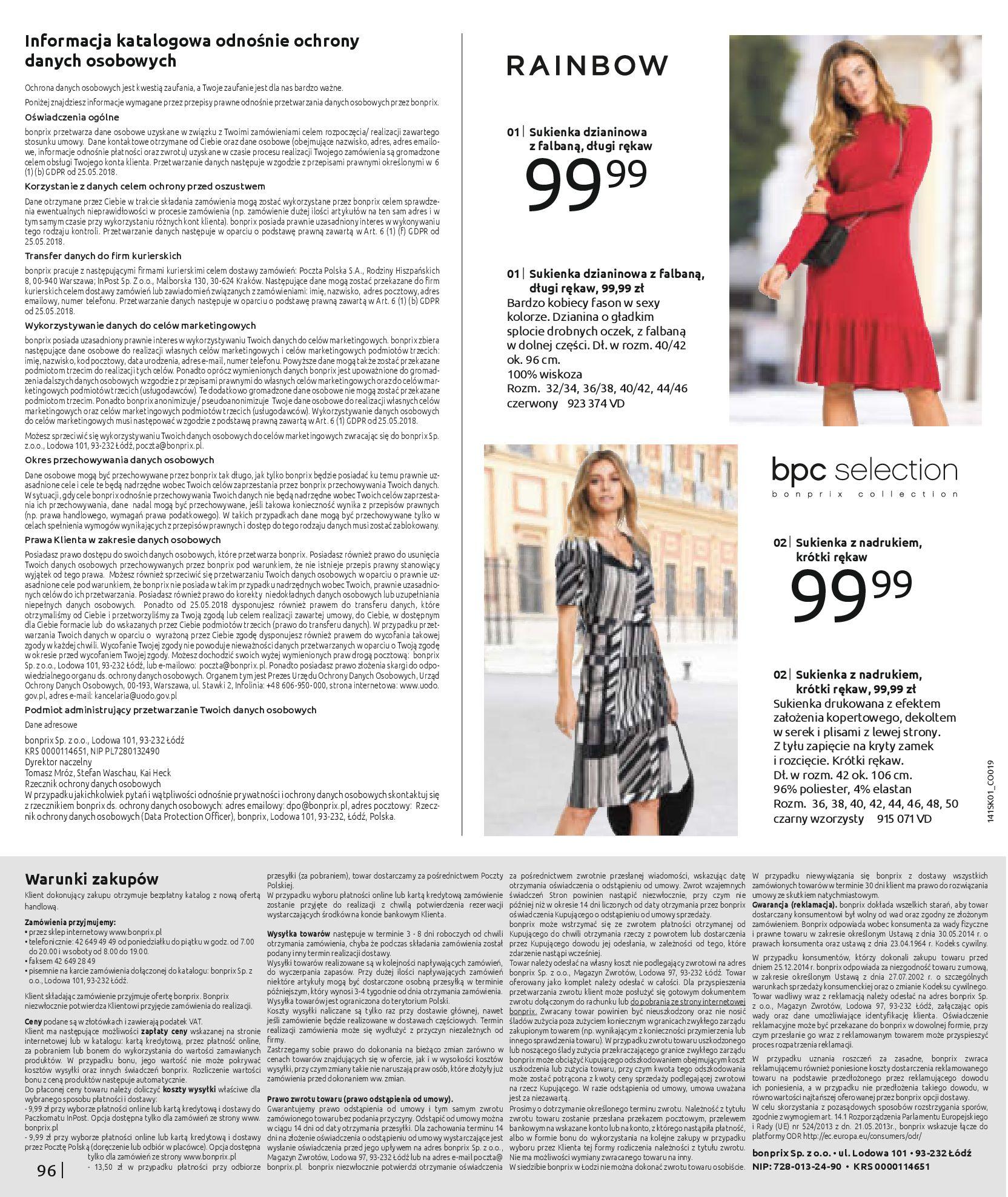 Gazetka Bonprix - Oferta handlowa-20.01.2020-31.03.2020-page-98