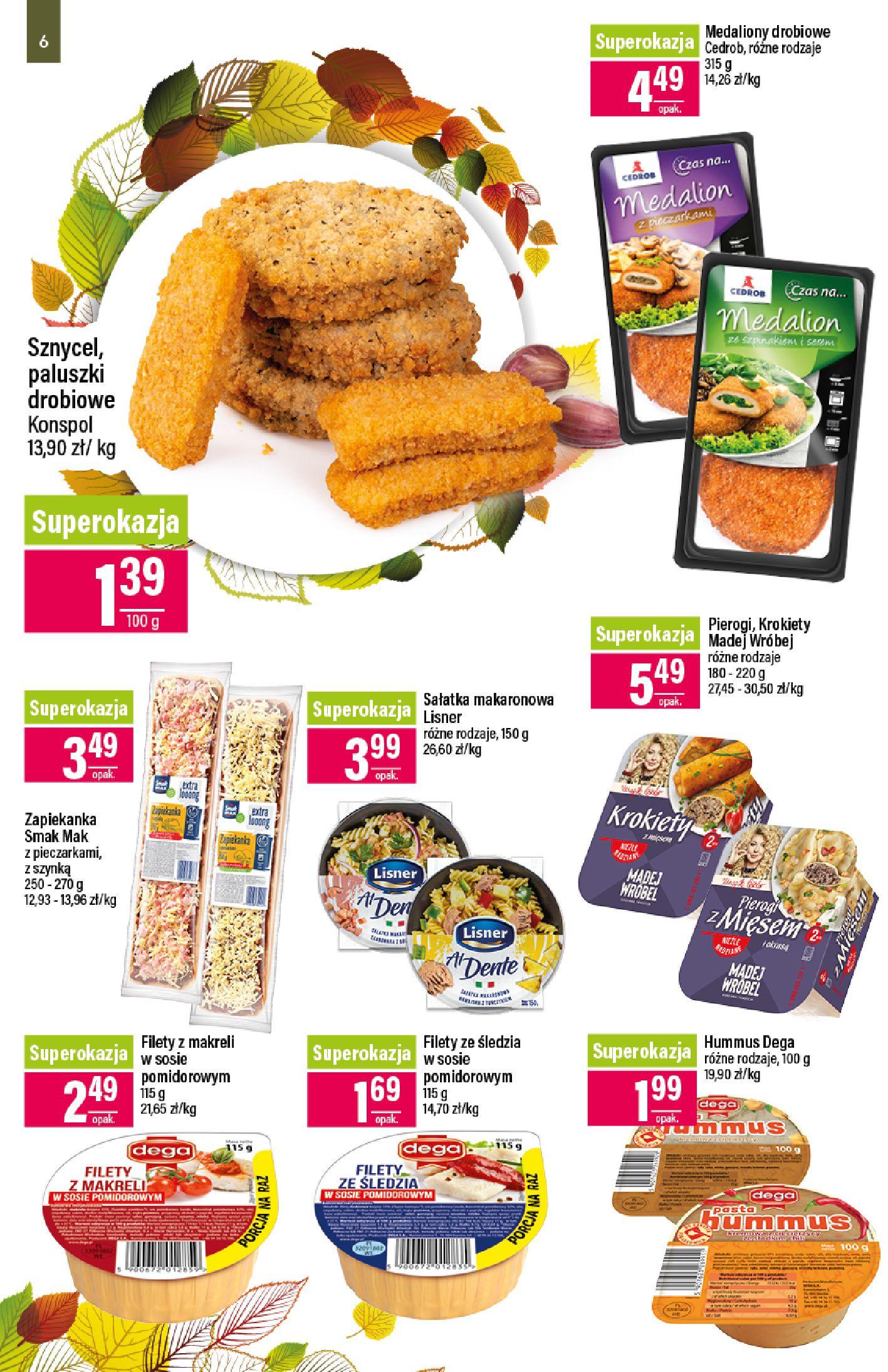Gazetka Mila - Katalog Jesienne Promocje-07.10.2019-21.10.2019-page-6
