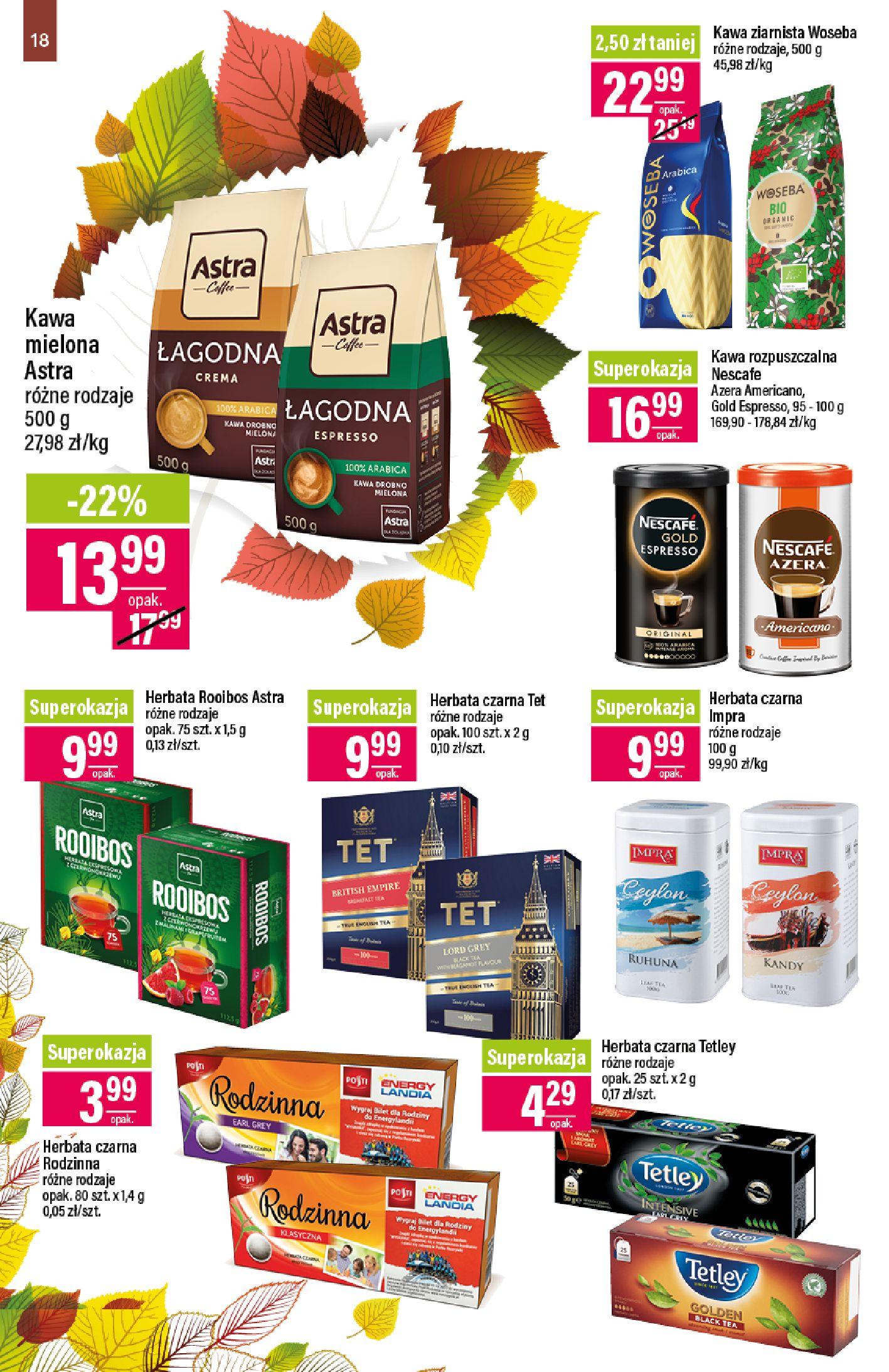 Gazetka Mila - Katalog Jesienne Promocje-07.10.2019-21.10.2019-page-