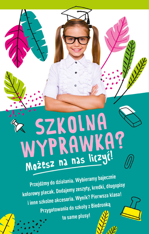 Gazetka Biedronka - Szkolna wyprawka-04.08.2019-25.08.2019-page-2