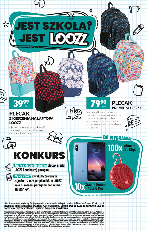 Gazetka Biedronka - Szkolna wyprawka-04.08.2019-25.08.2019-page-34