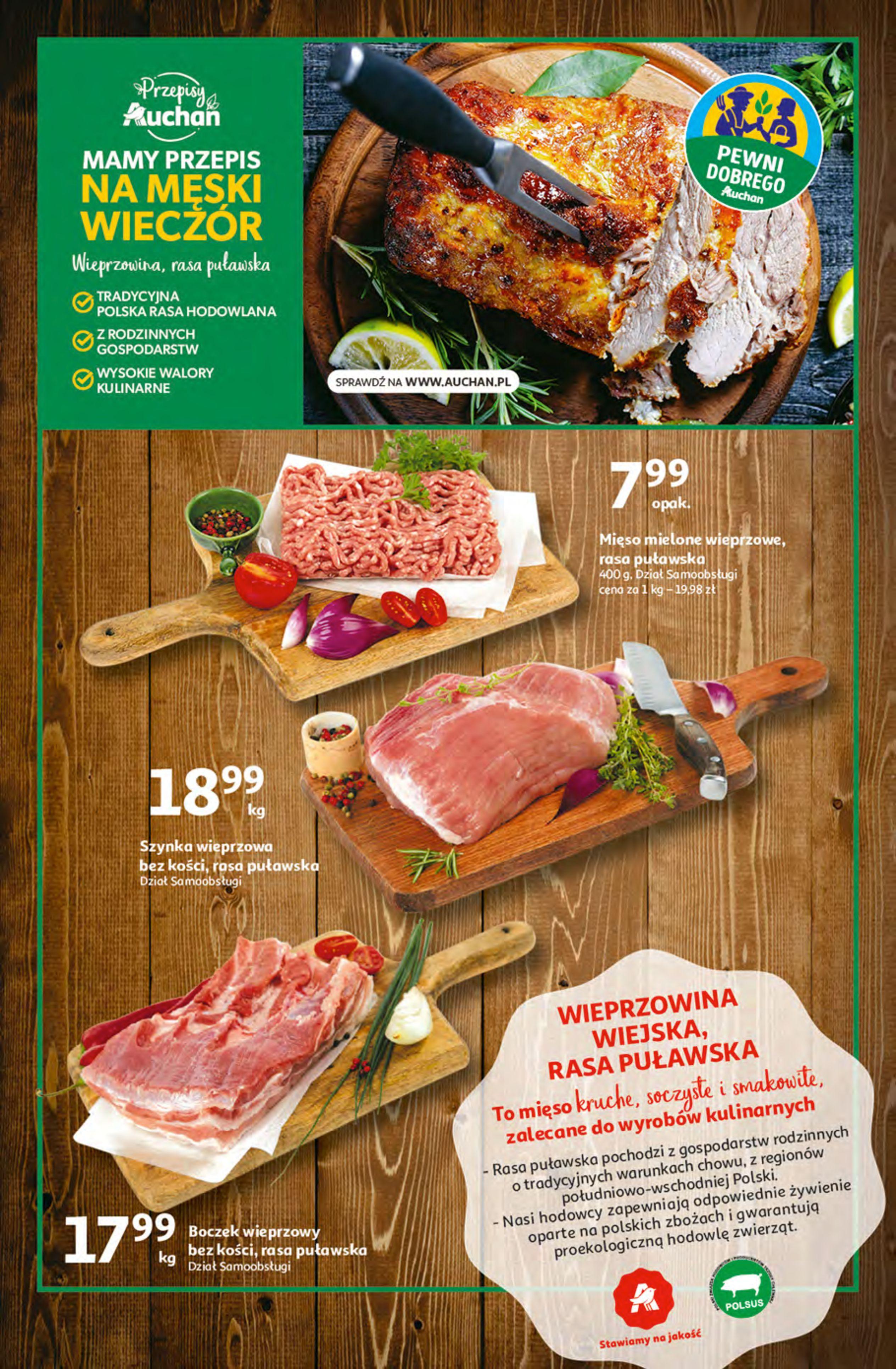 Gazetka Auchan: Gazetka Auchan - Hiperoszczędzanie z Kartą Skarbonka 2 Hipermarkety 2021-10-14 page-9