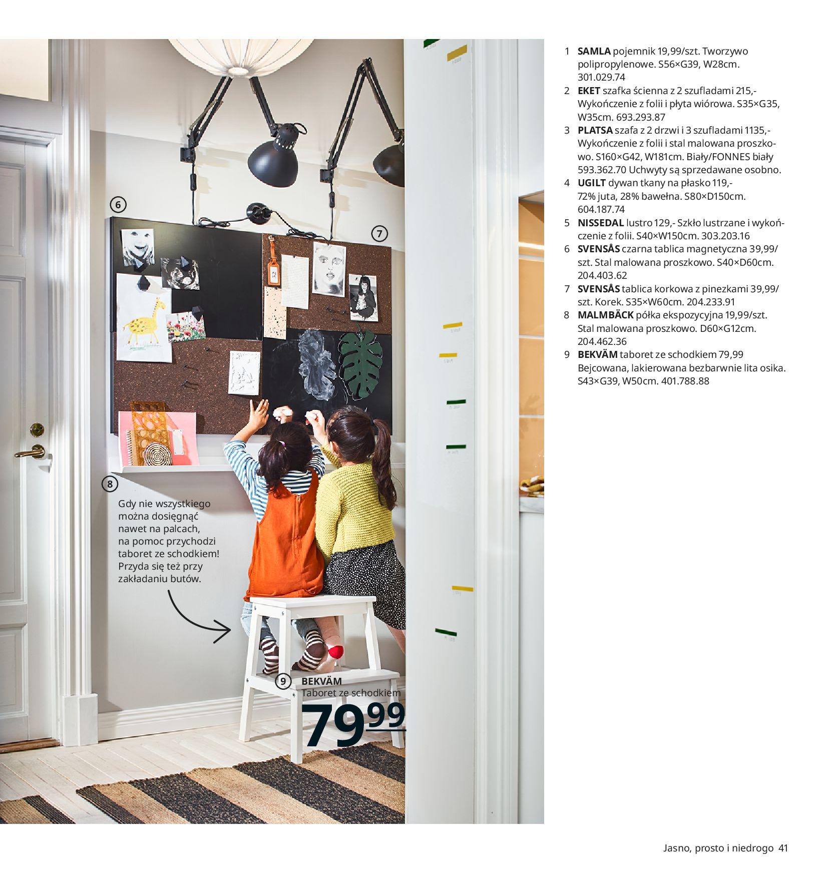 Gazetka IKEA:  Katalog IKEA 2021 2020-08-12 page-41