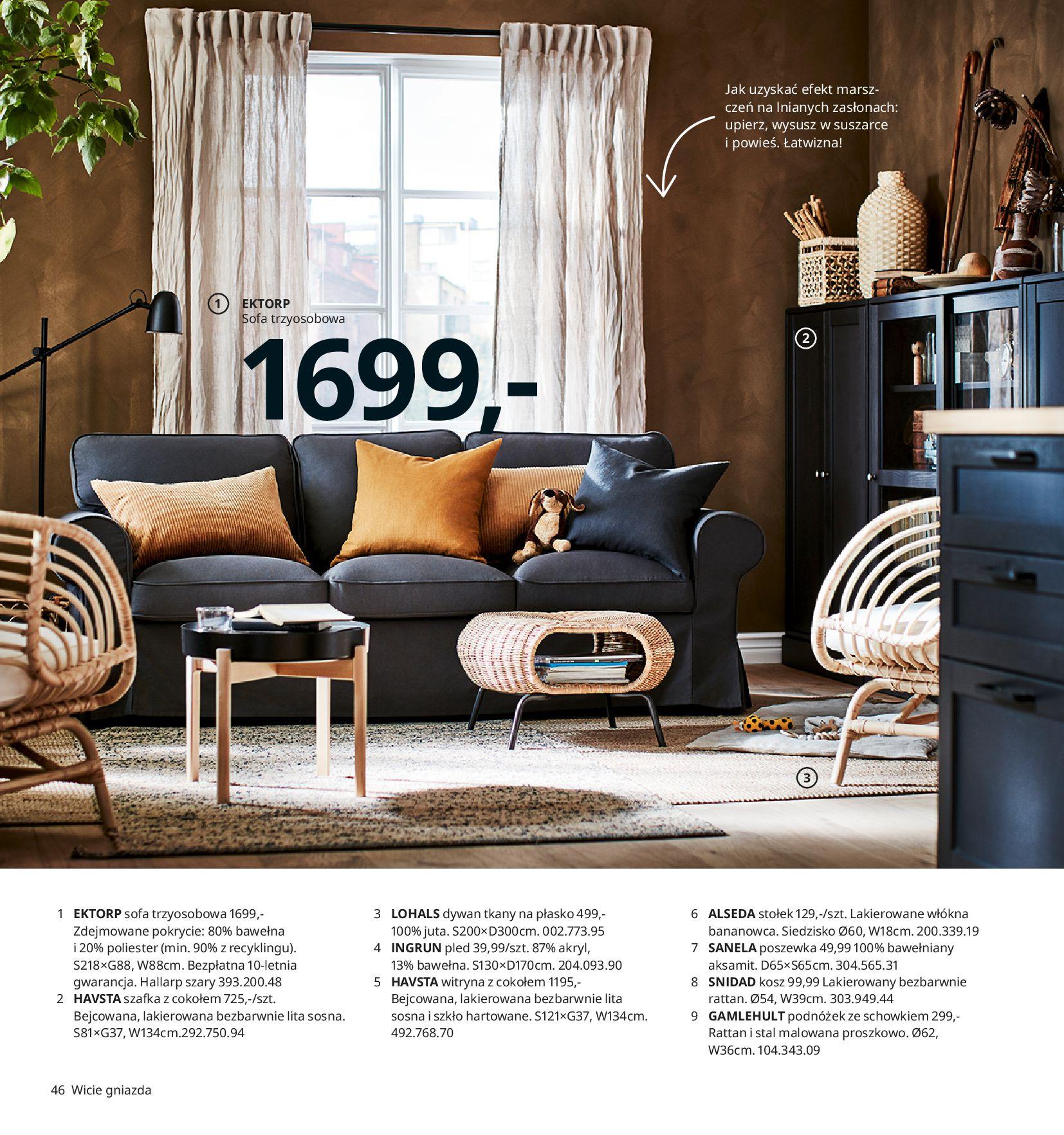 Gazetka IKEA:  Katalog IKEA 2021 2020-08-12 page-46
