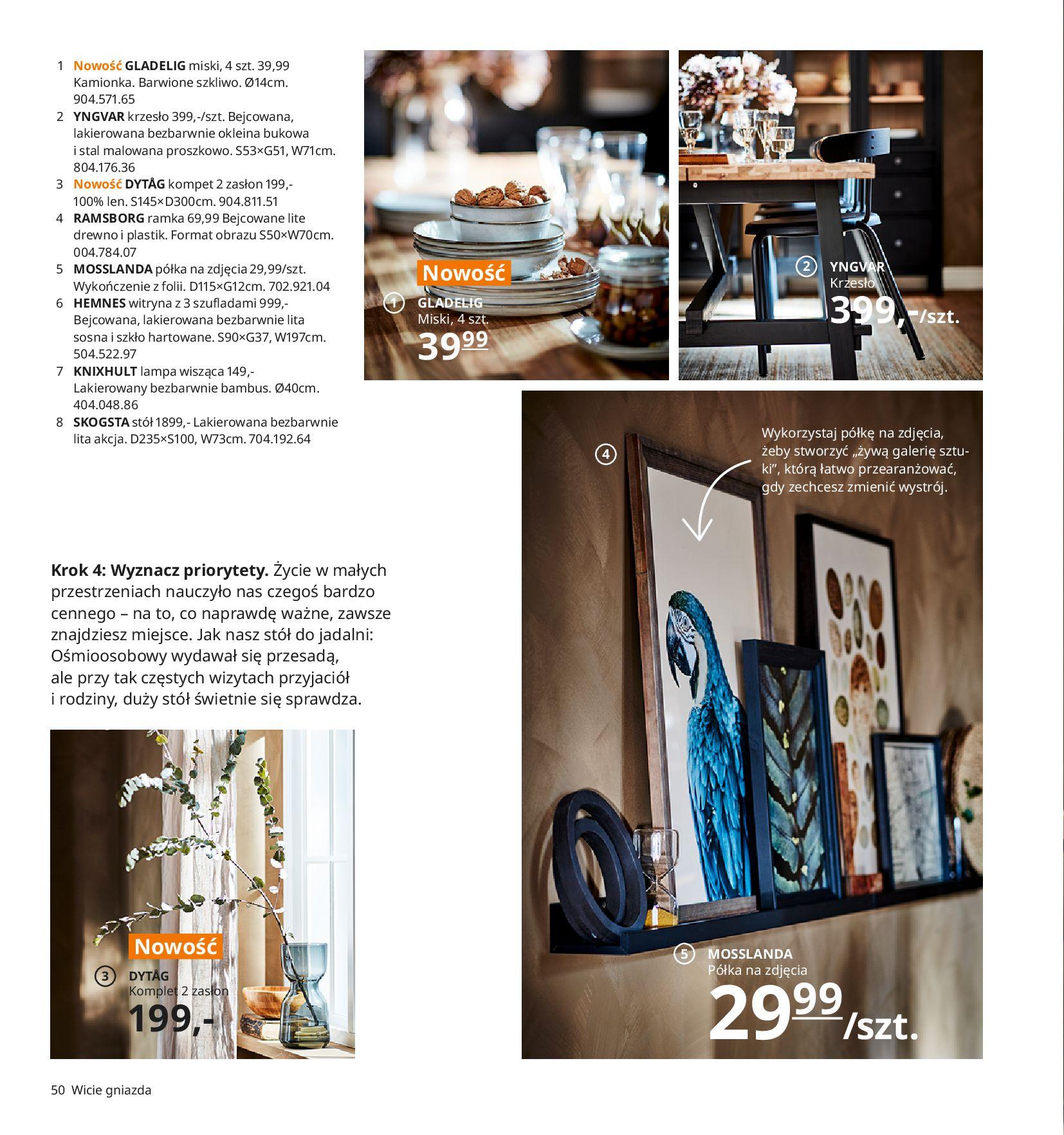 Gazetka IKEA:  Katalog IKEA 2021 2020-08-12 page-50