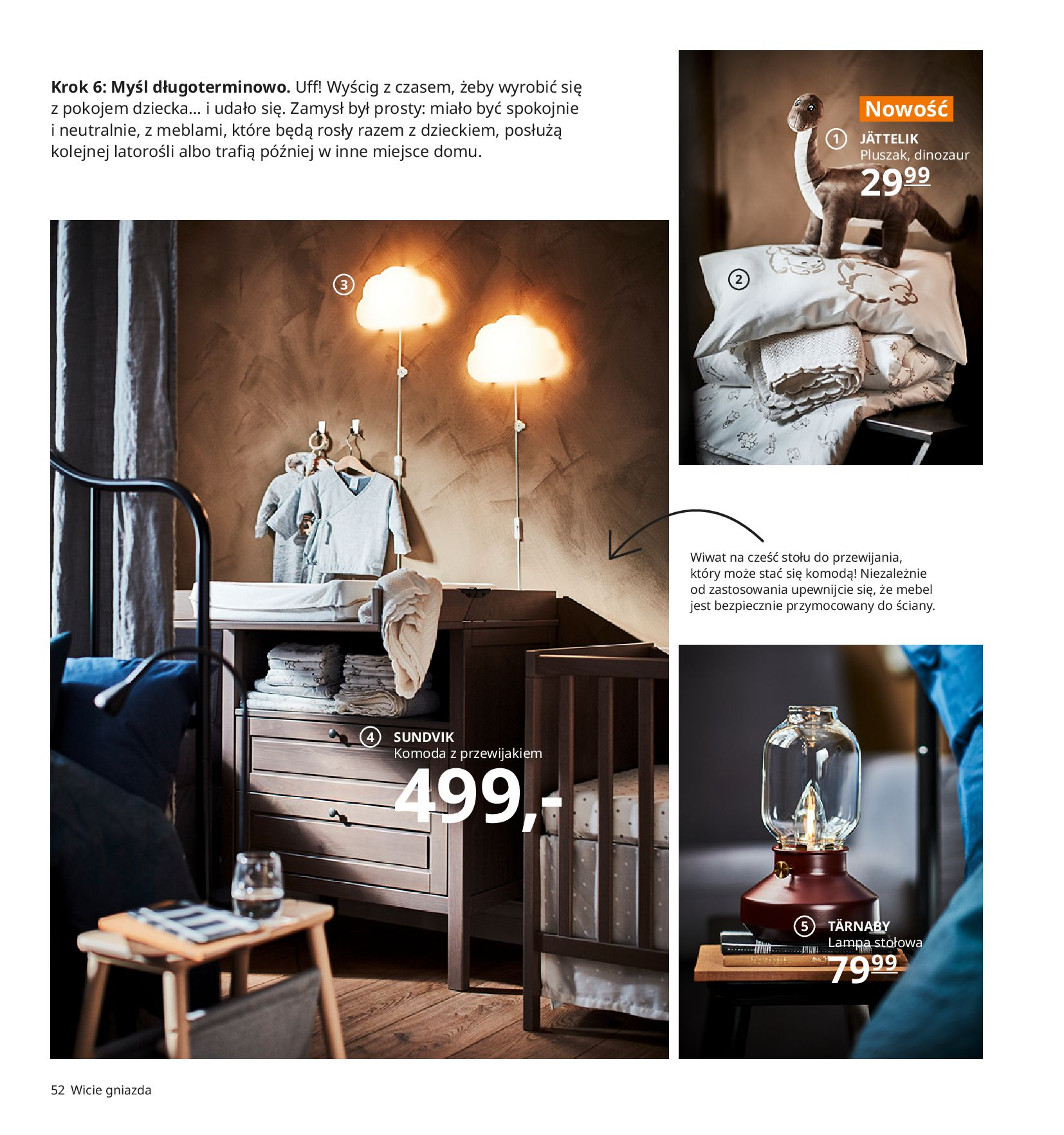 Gazetka IKEA:  Katalog IKEA 2021 2020-08-12 page-52