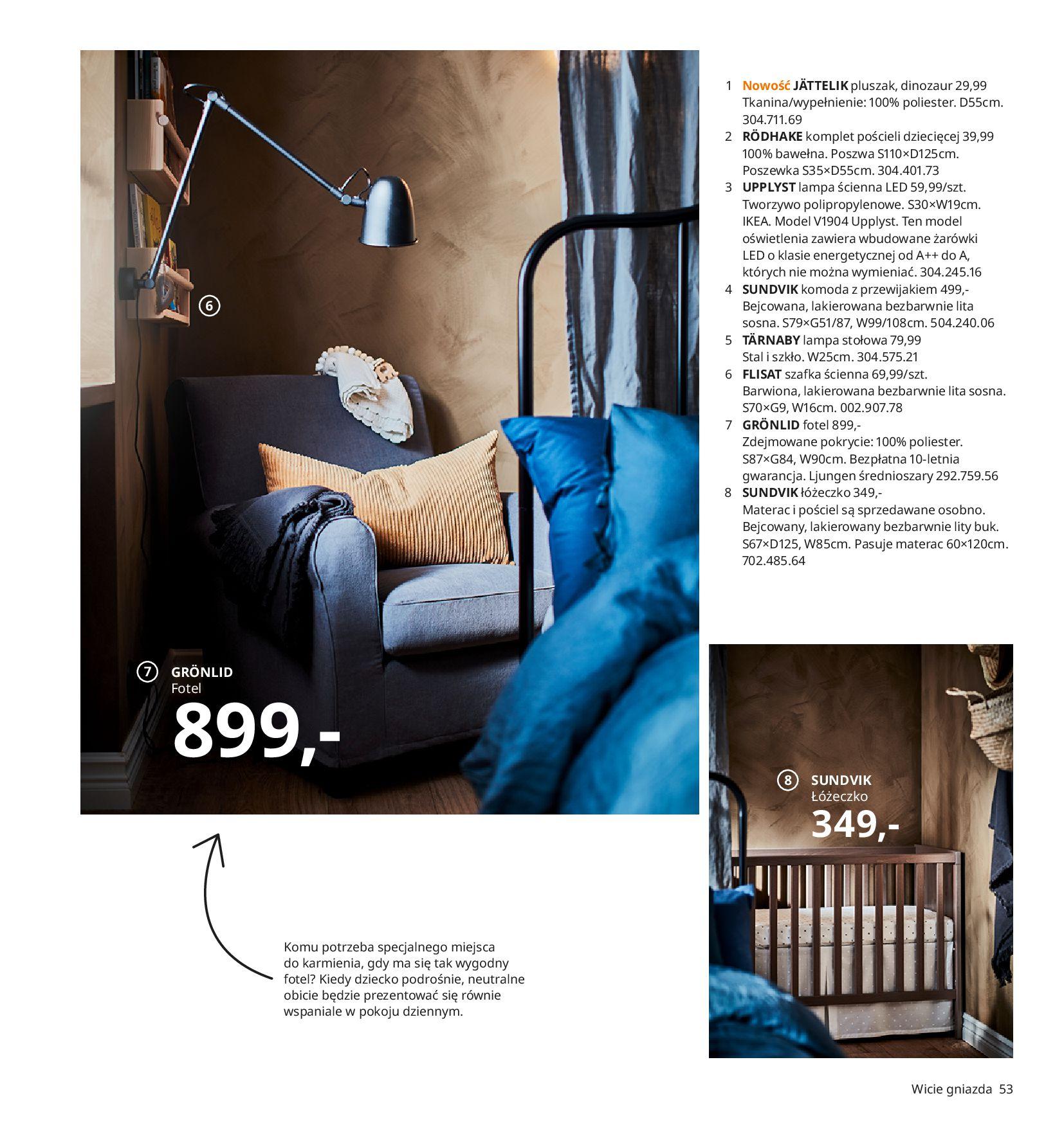 Gazetka IKEA:  Katalog IKEA 2021 2020-08-12 page-53