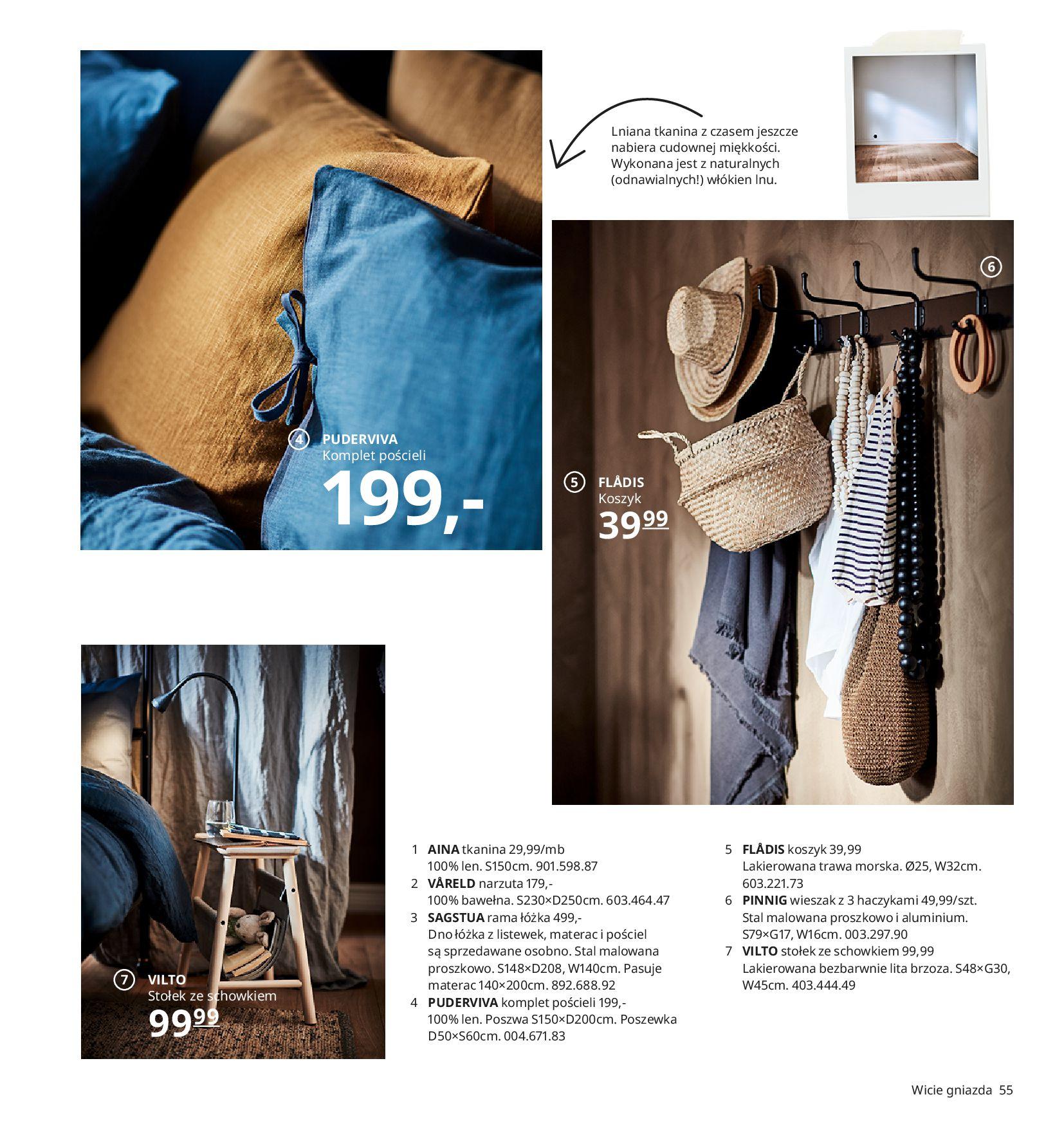 Gazetka IKEA:  Katalog IKEA 2021 2020-08-12 page-55