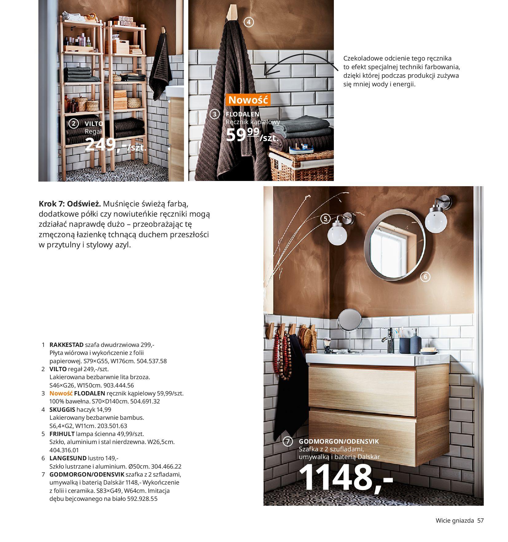 Gazetka IKEA:  Katalog IKEA 2021 2020-08-12 page-57