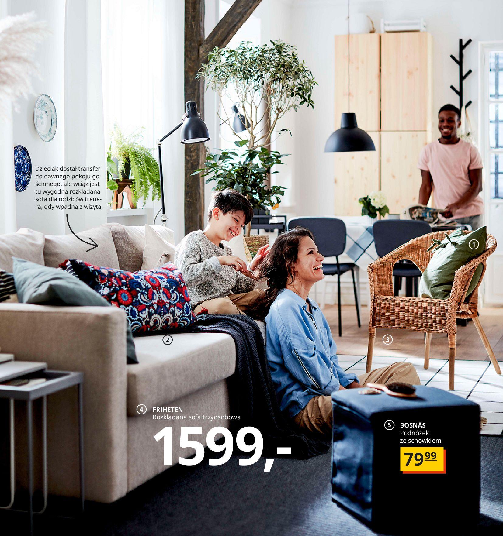 Gazetka IKEA:  Katalog IKEA 2021 2020-08-12 page-60