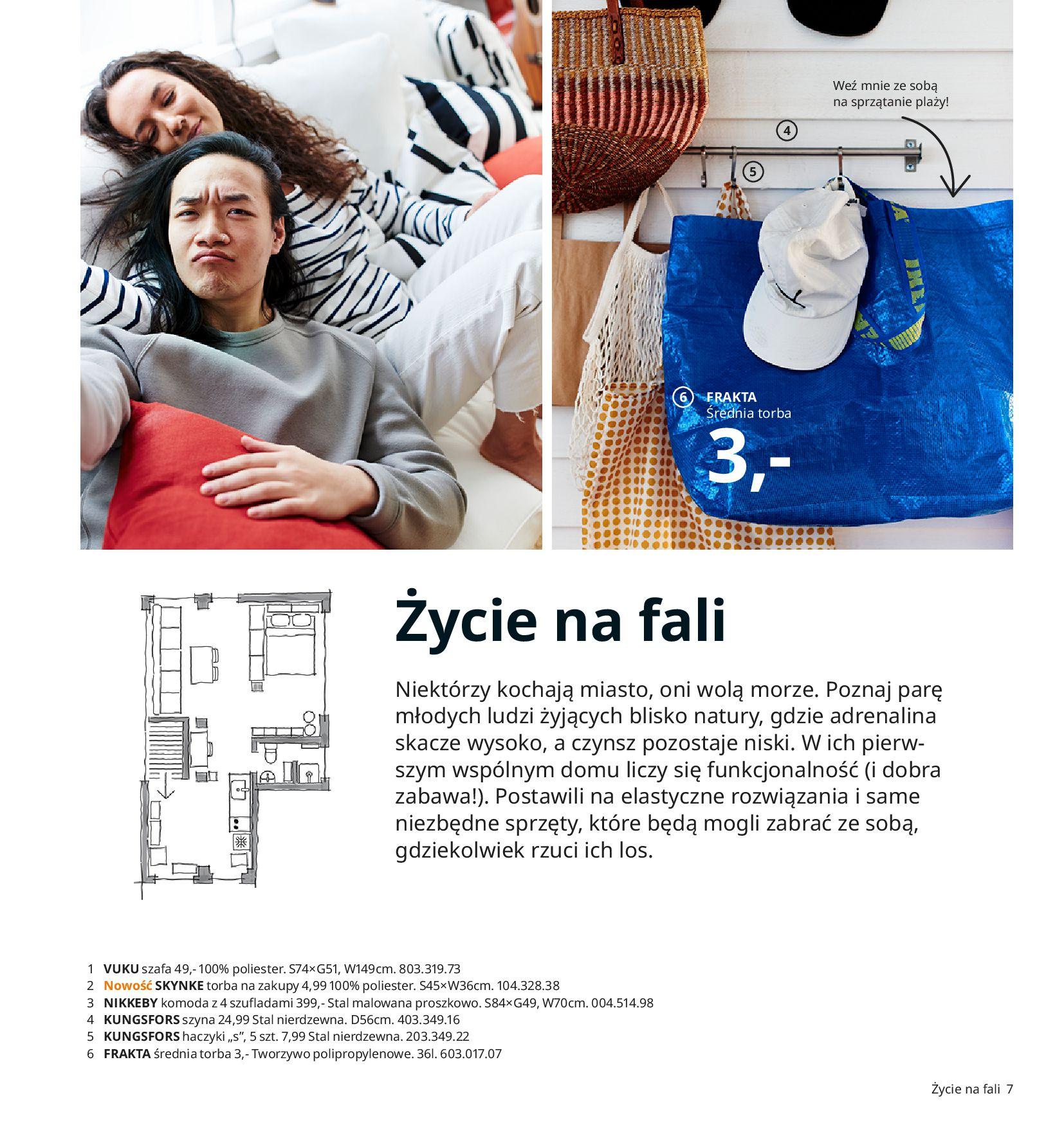 Gazetka IKEA:  Katalog IKEA 2021 2020-08-12 page-7