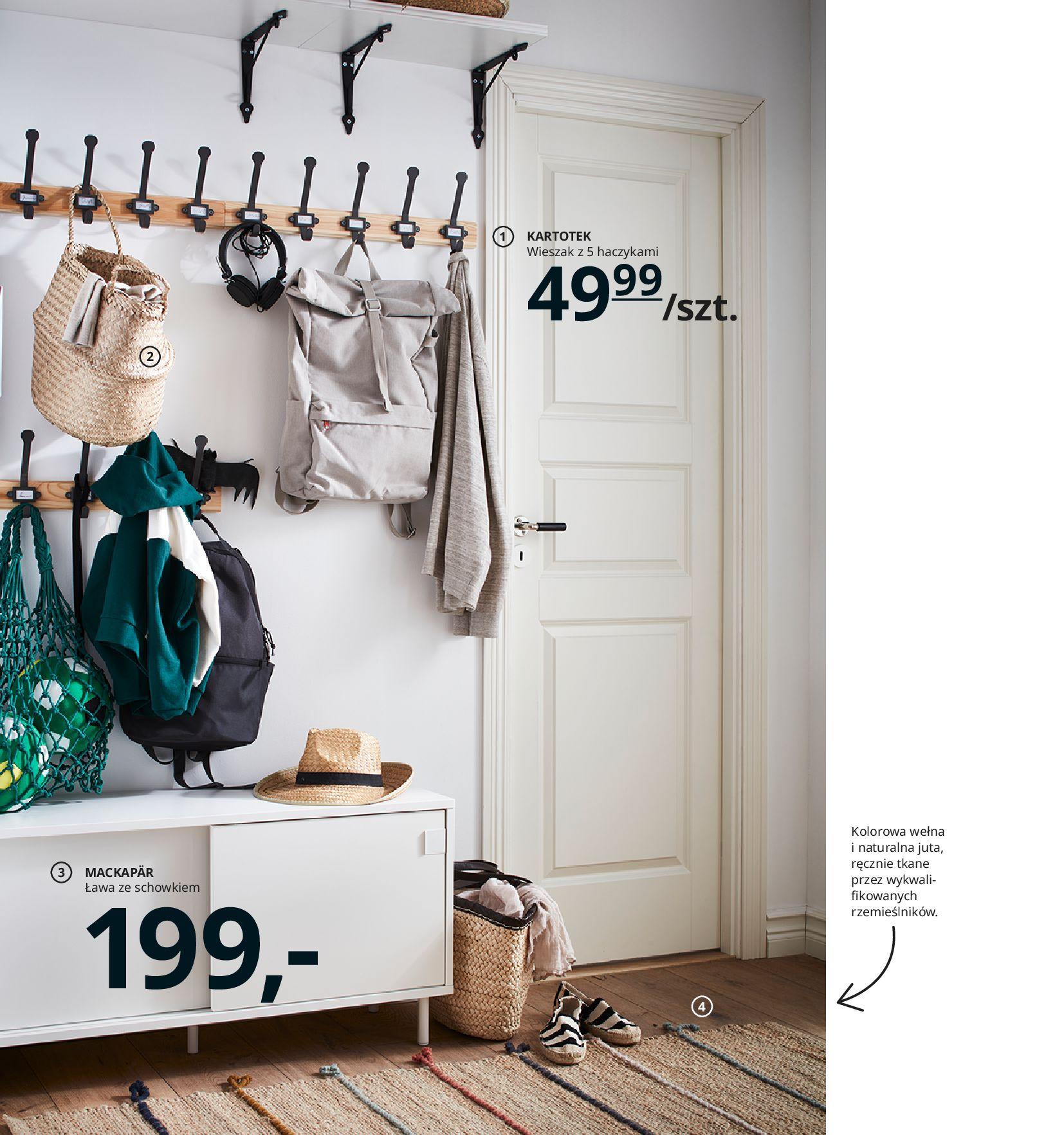 Gazetka IKEA:  Katalog IKEA 2021 2020-08-12 page-62
