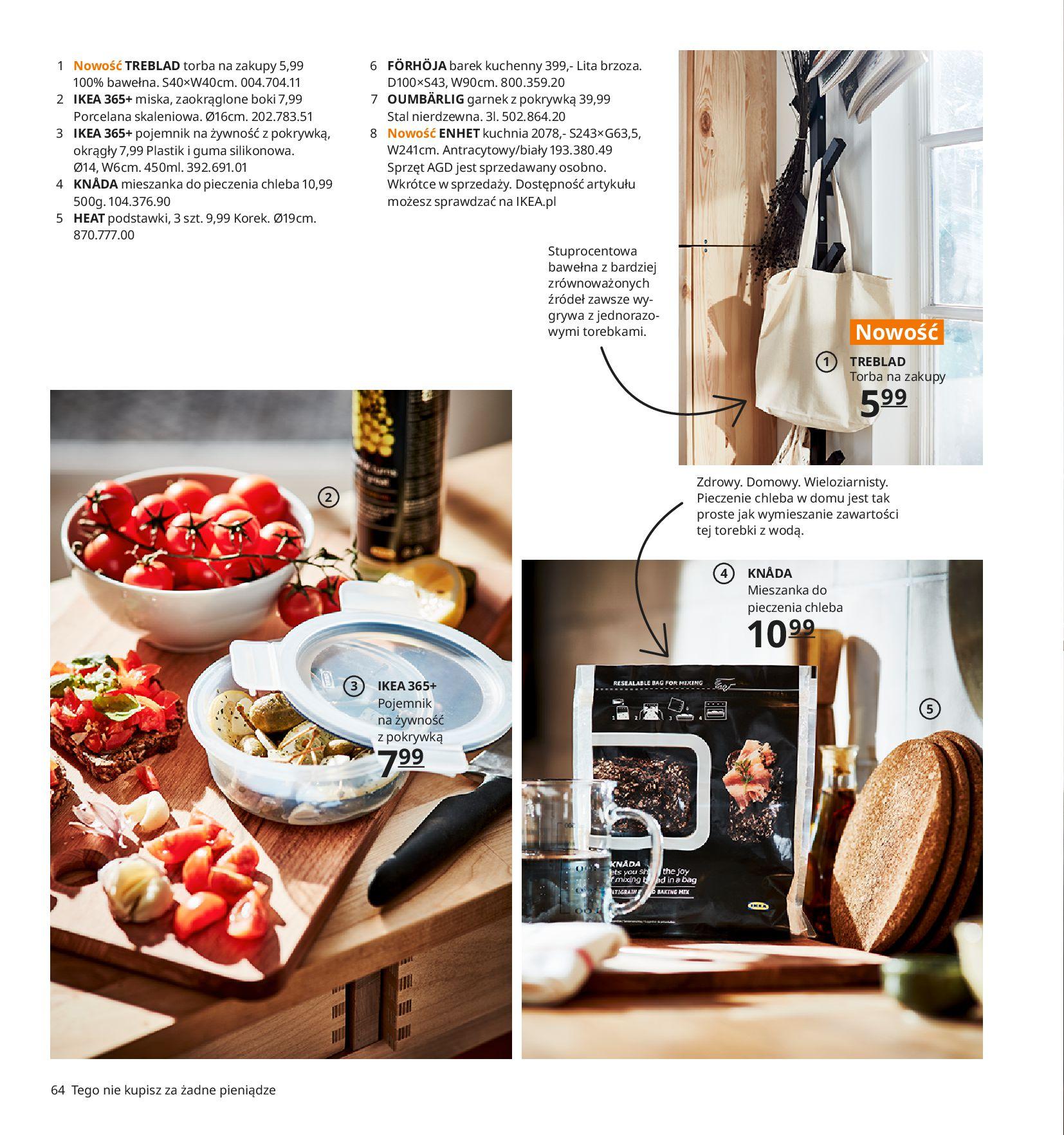 Gazetka IKEA:  Katalog IKEA 2021 2020-08-12 page-64