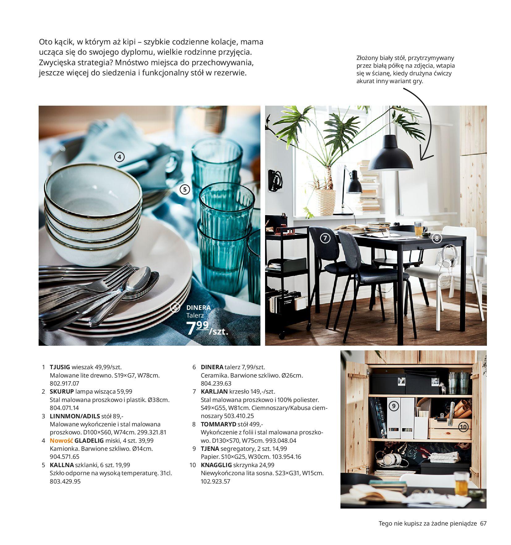 Gazetka IKEA:  Katalog IKEA 2021 2020-08-12 page-67