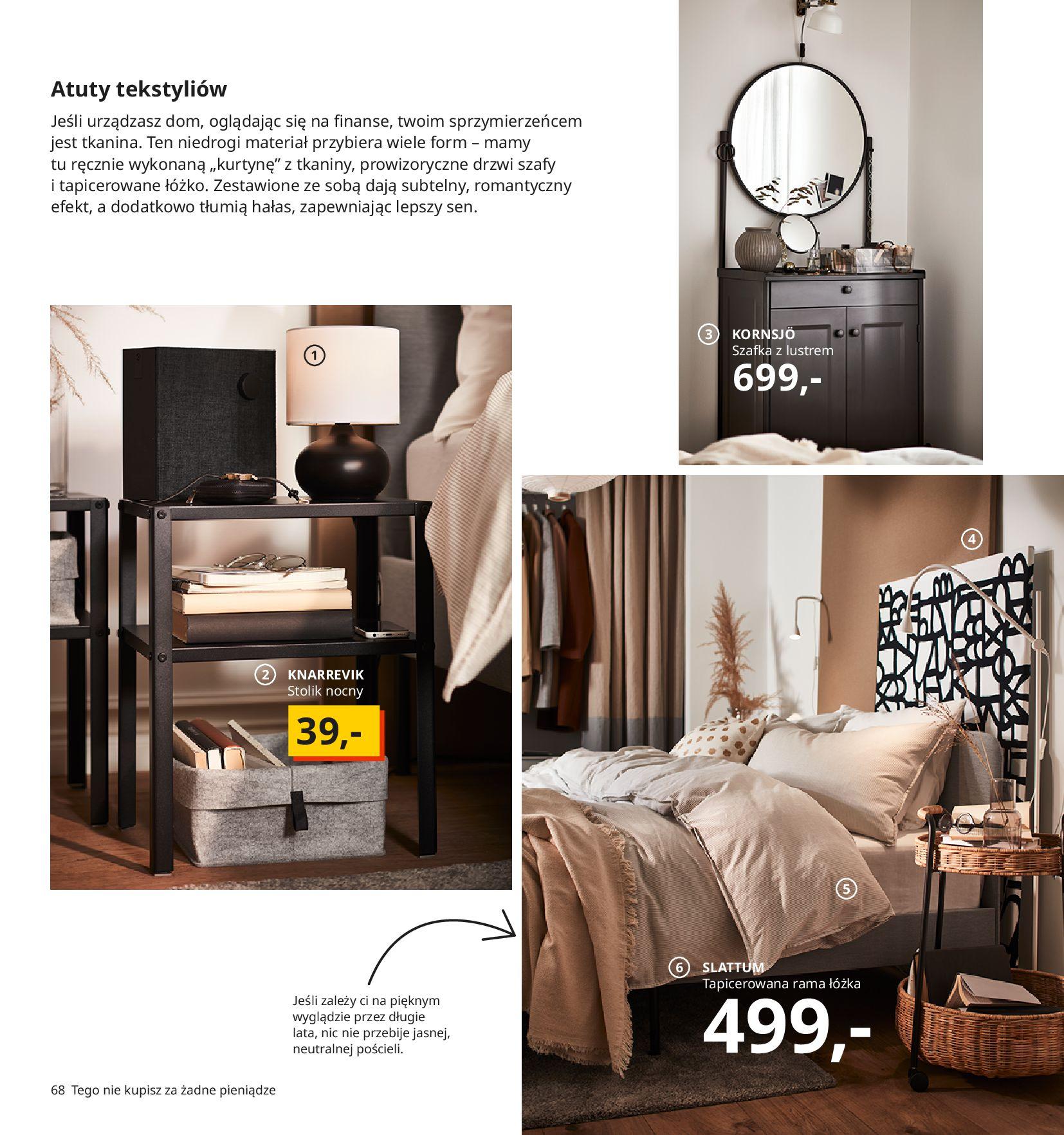 Gazetka IKEA:  Katalog IKEA 2021 2020-08-12 page-68