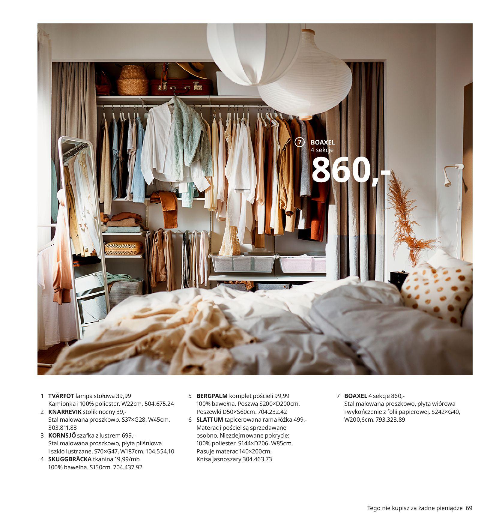 Gazetka IKEA:  Katalog IKEA 2021 2020-08-12 page-69