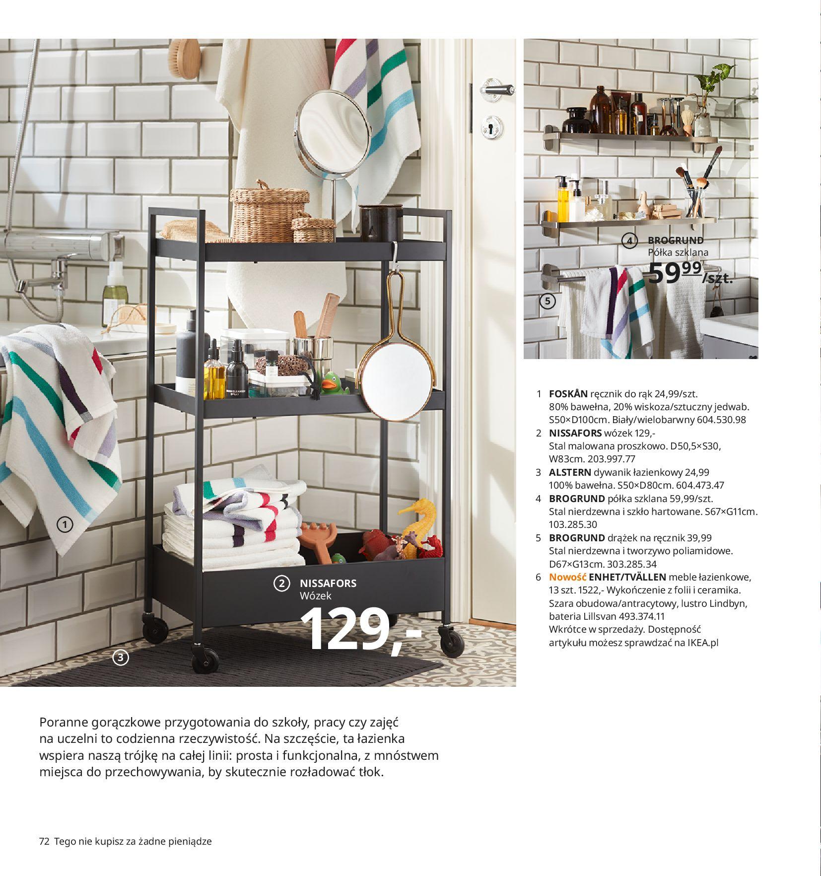 Gazetka IKEA:  Katalog IKEA 2021 2020-08-12 page-72