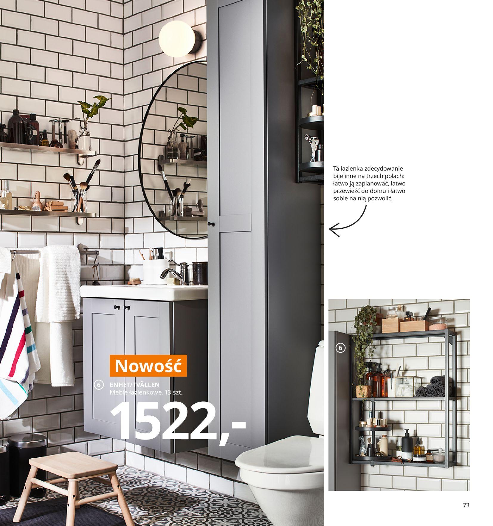 Gazetka IKEA:  Katalog IKEA 2021 2020-08-12 page-73