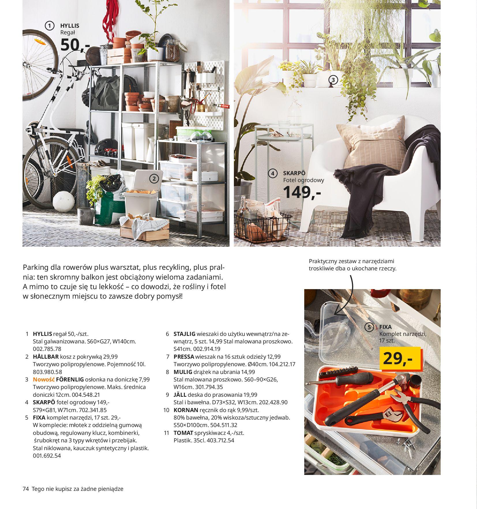 Gazetka IKEA:  Katalog IKEA 2021 2020-08-12 page-74