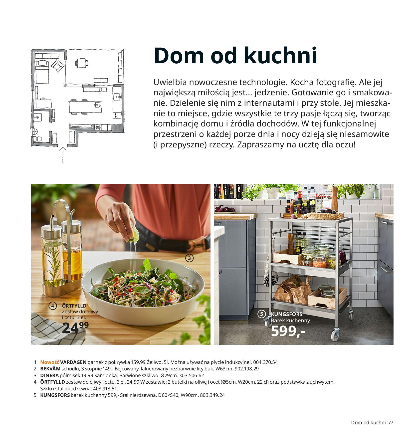 Gazetka IKEA:  Katalog IKEA 2021 2020-08-12 page-77