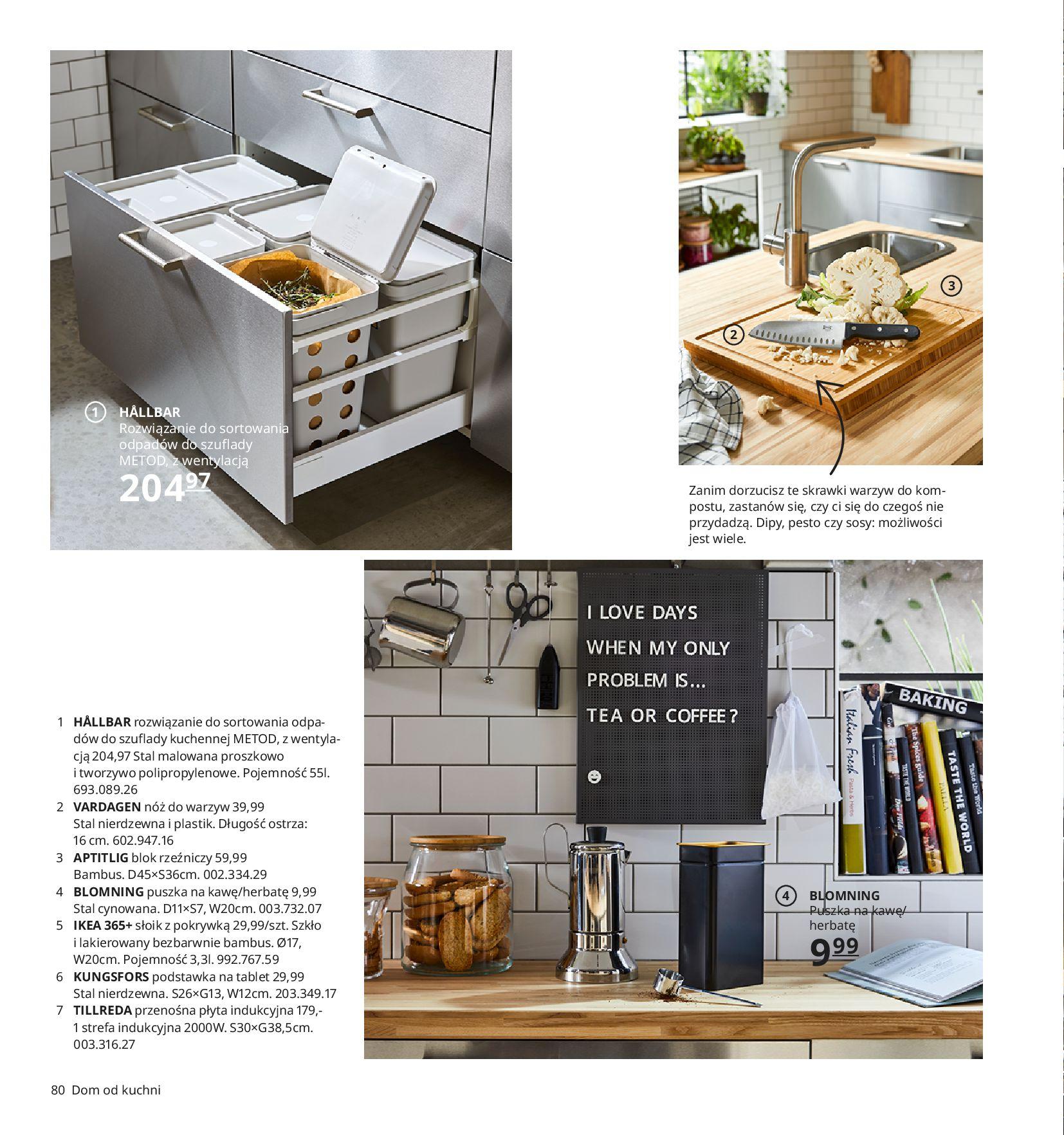 Gazetka IKEA:  Katalog IKEA 2021 2020-08-12 page-80