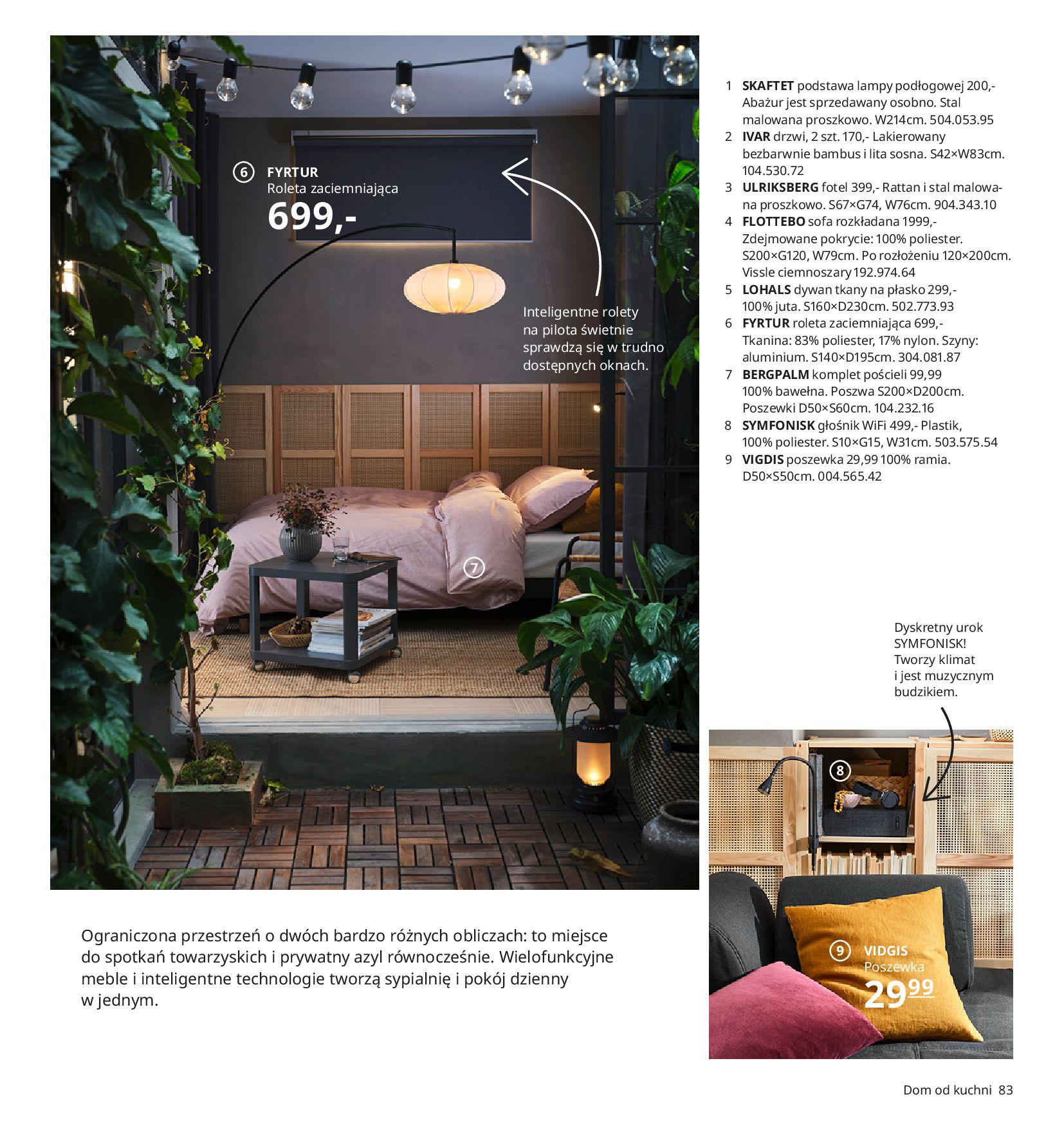 Gazetka IKEA:  Katalog IKEA 2021 2020-08-12 page-83