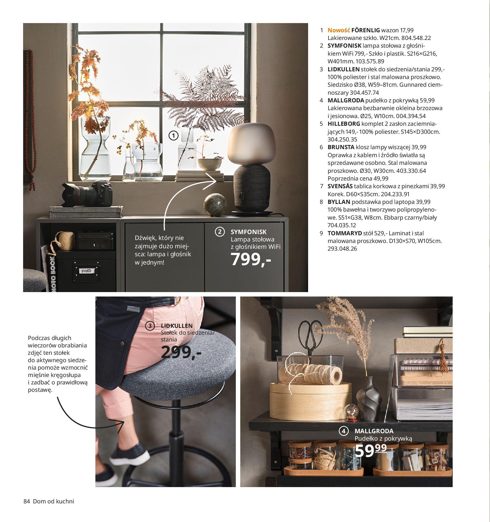 Gazetka IKEA:  Katalog IKEA 2021 2020-08-12 page-84