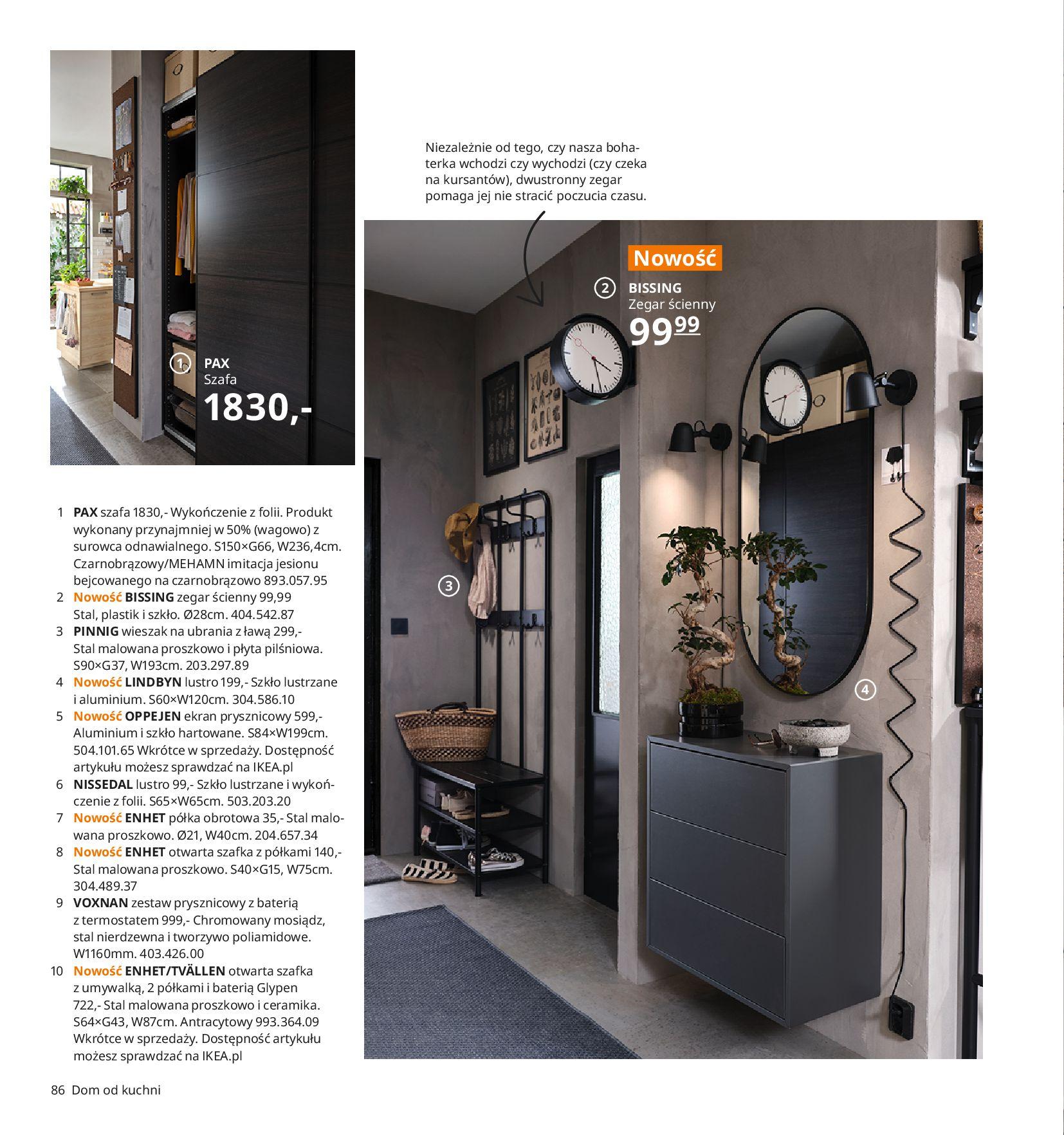 Gazetka IKEA:  Katalog IKEA 2021 2020-08-12 page-86