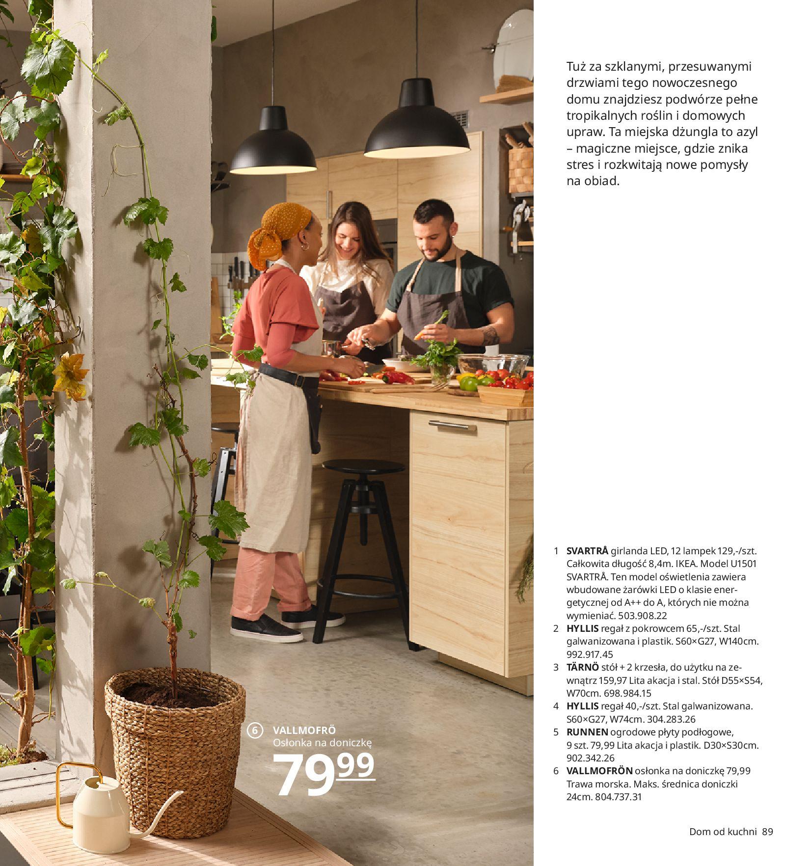 Gazetka IKEA:  Katalog IKEA 2021 2020-08-12 page-89