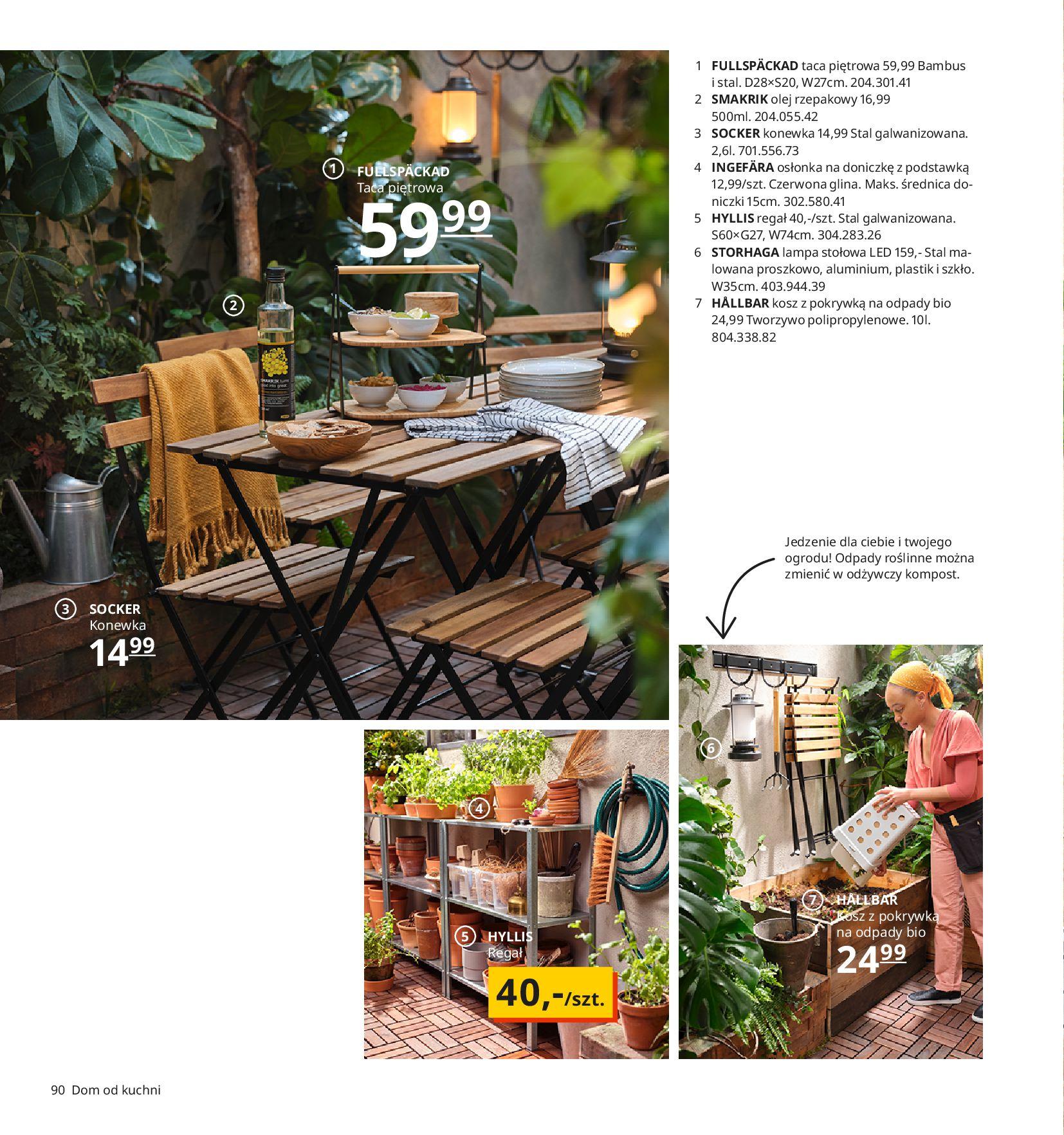 Gazetka IKEA:  Katalog IKEA 2021 2020-08-12 page-90