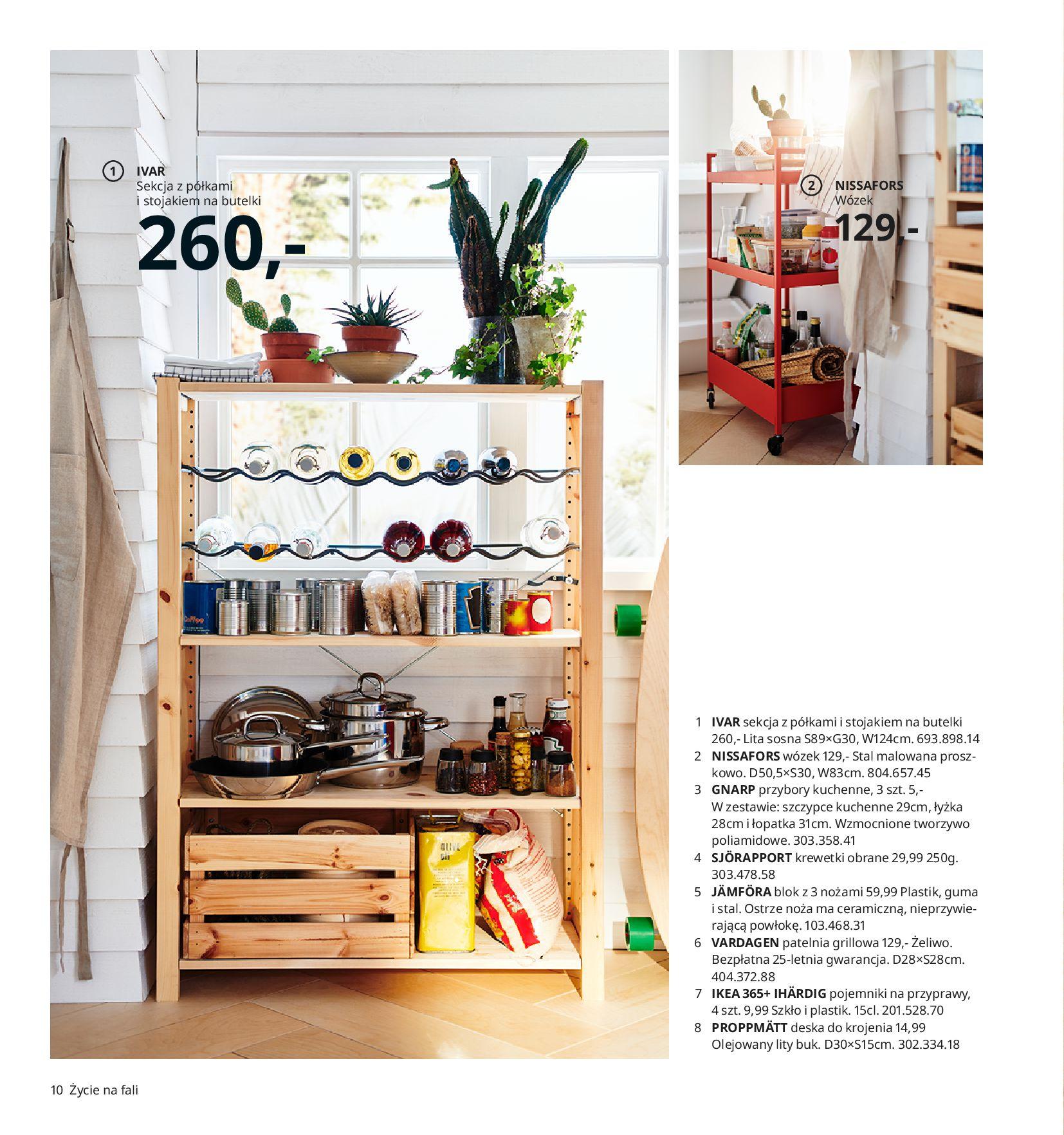 Gazetka IKEA:  Katalog IKEA 2021 2020-08-12 page-10