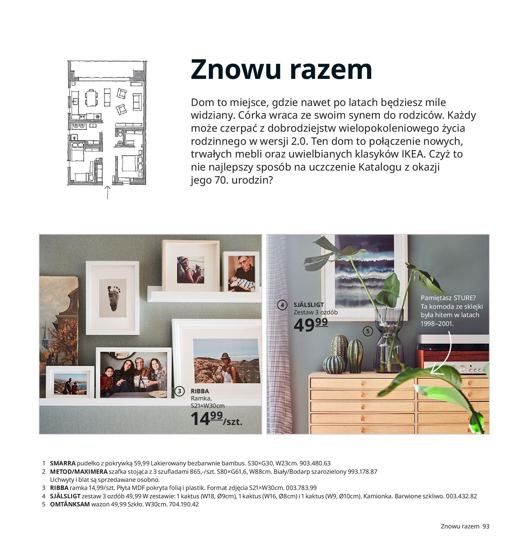 Gazetka IKEA:  Katalog IKEA 2021 2020-08-12 page-93