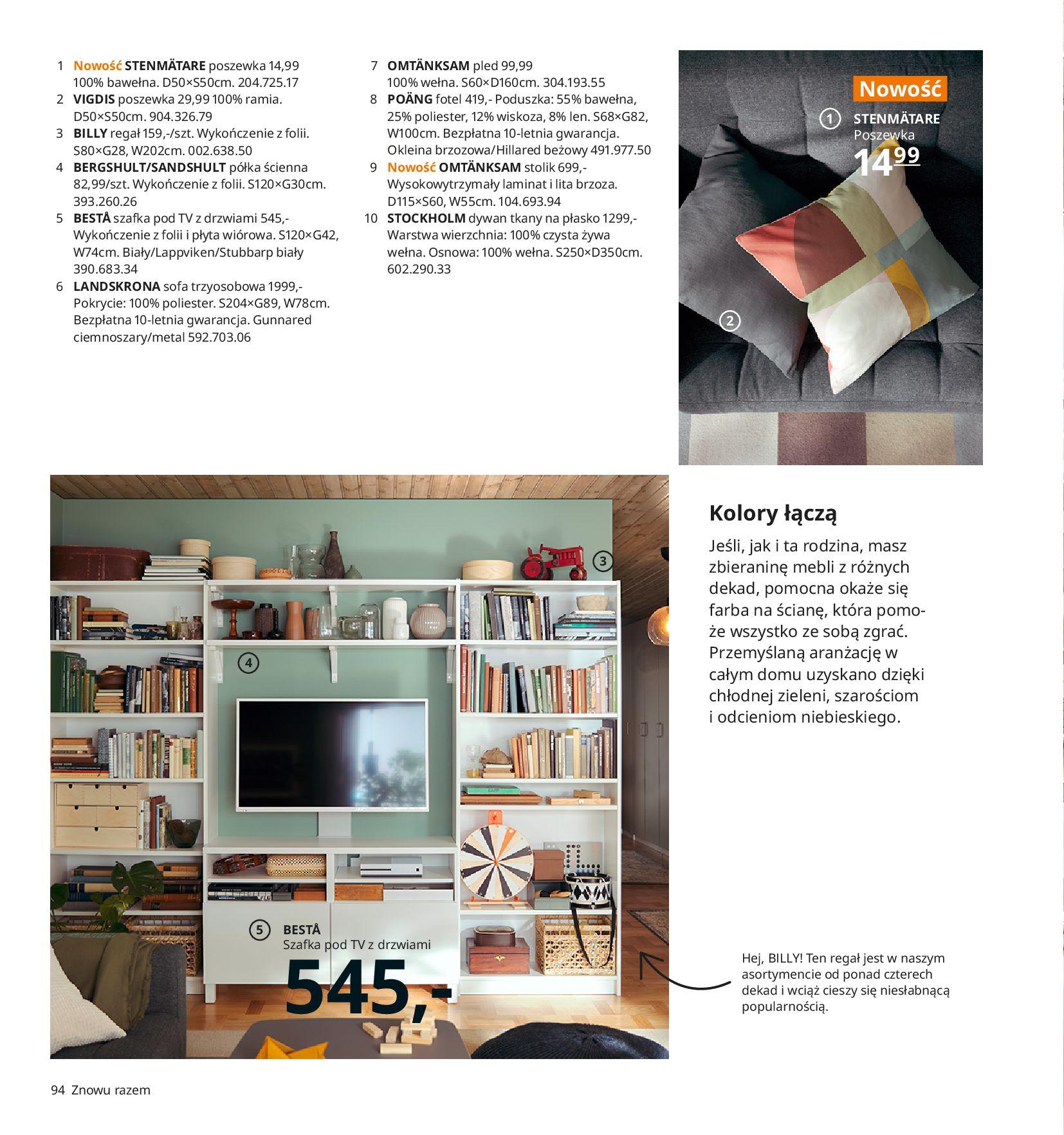 Gazetka IKEA:  Katalog IKEA 2021 2020-08-12 page-94