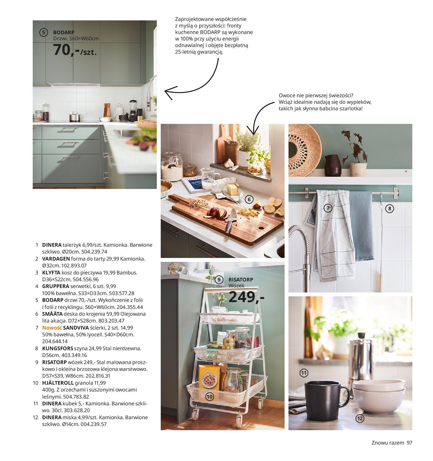 Gazetka IKEA:  Katalog IKEA 2021 2020-08-12 page-97