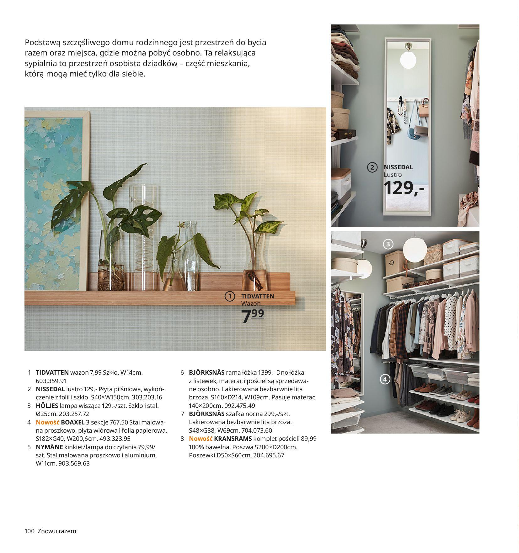 Gazetka IKEA:  Katalog IKEA 2021 2020-08-12 page-100