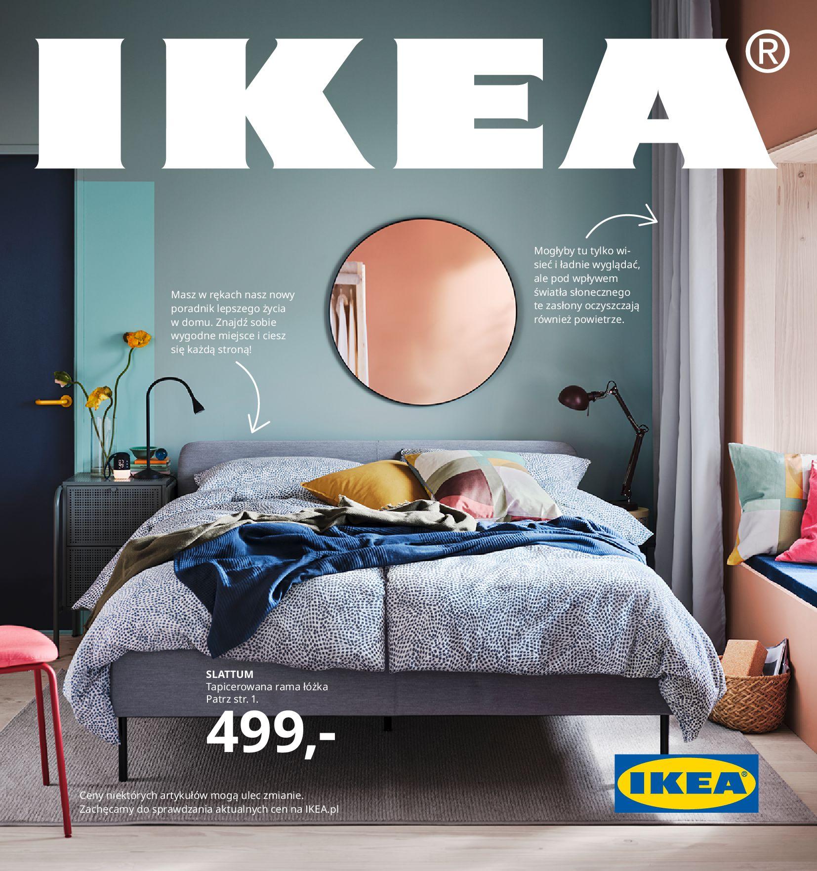 Gazetka IKEA:  Katalog IKEA 2021 2020-08-12 page-1