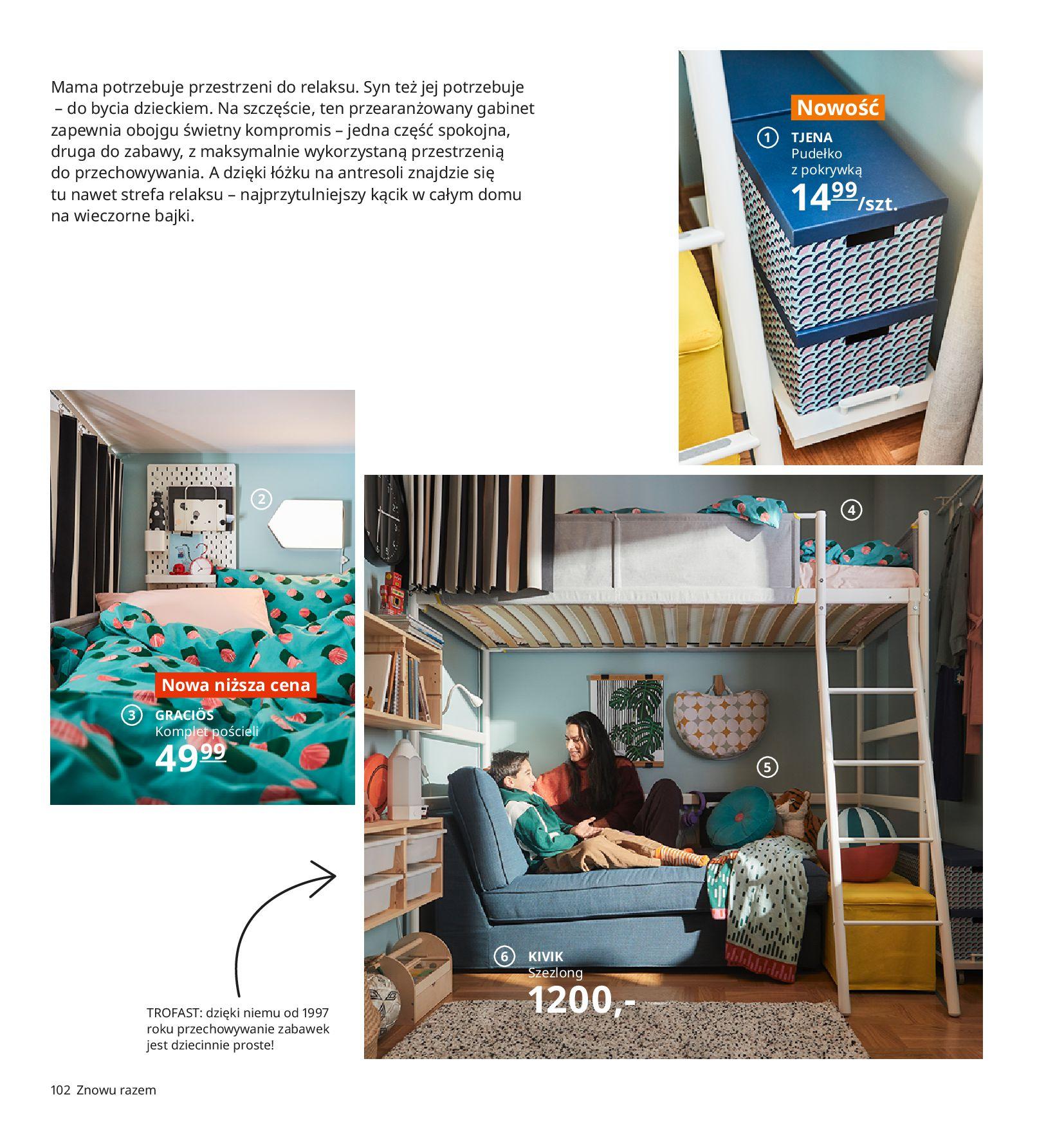 Gazetka IKEA:  Katalog IKEA 2021 2020-08-12 page-102