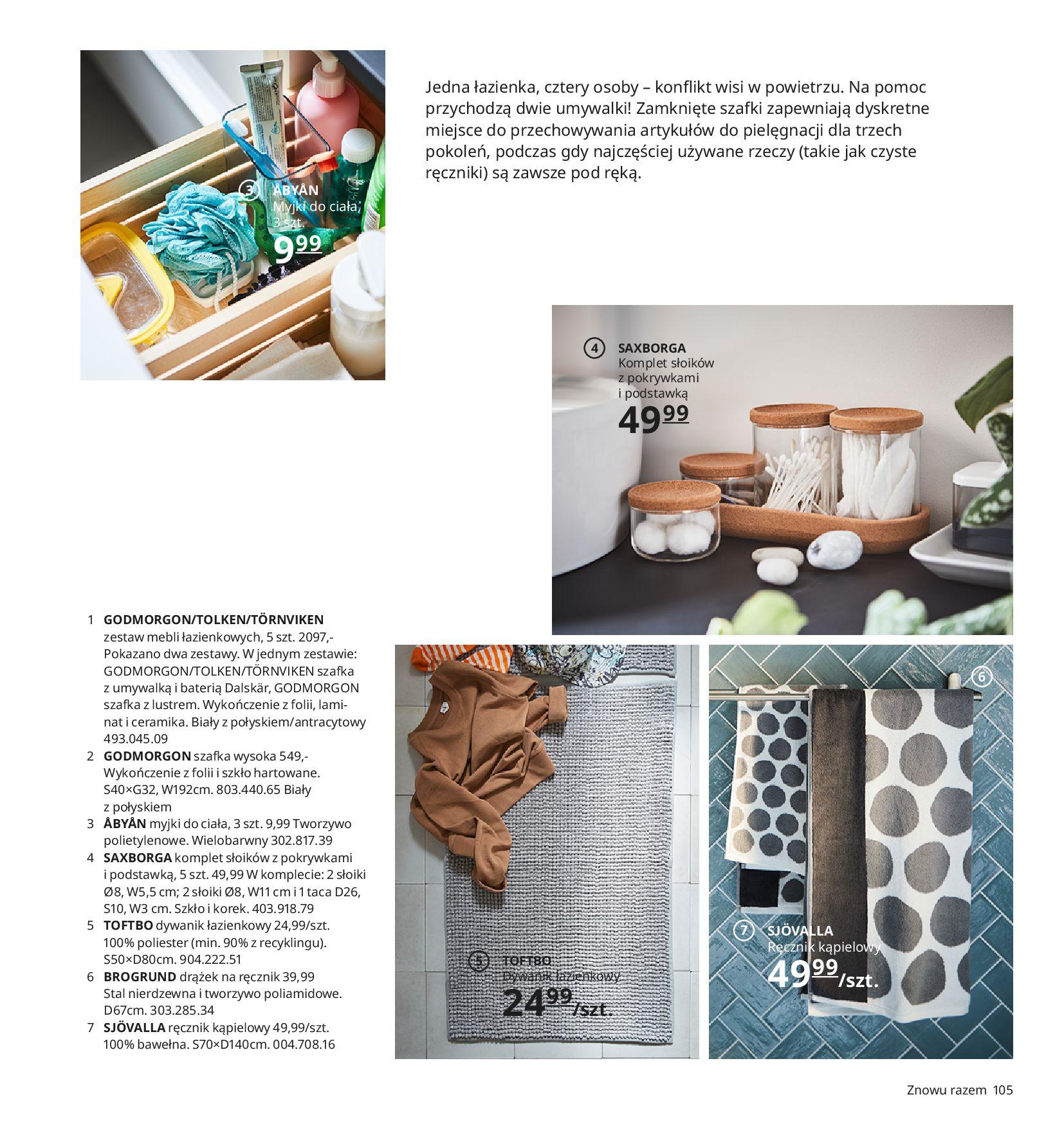 Gazetka IKEA:  Katalog IKEA 2021 2020-08-12 page-105