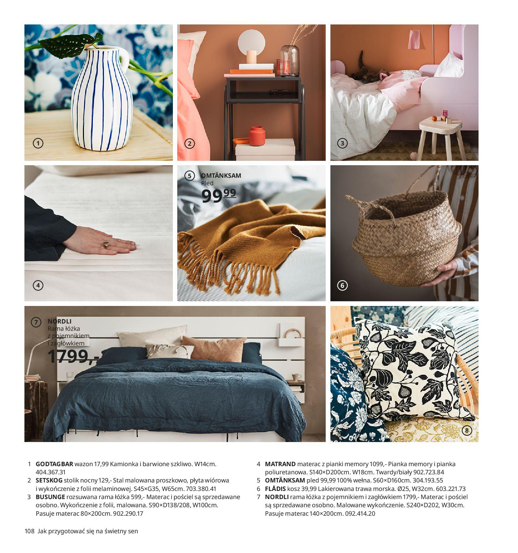 Gazetka IKEA:  Katalog IKEA 2021 2020-08-12 page-108