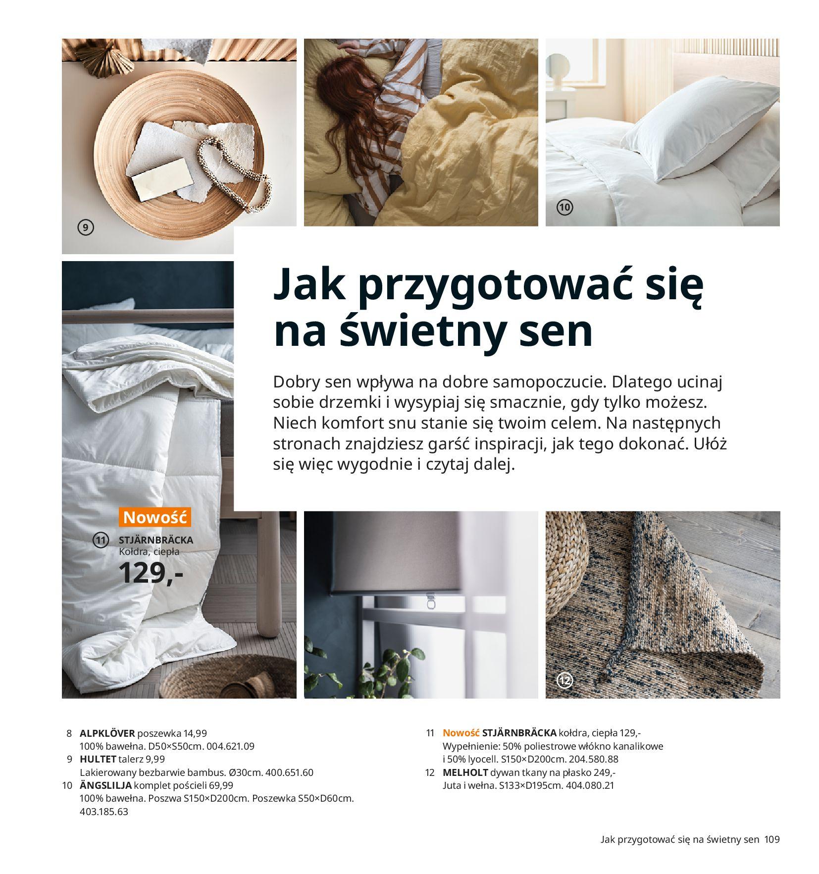 Gazetka IKEA:  Katalog IKEA 2021 2020-08-12 page-109