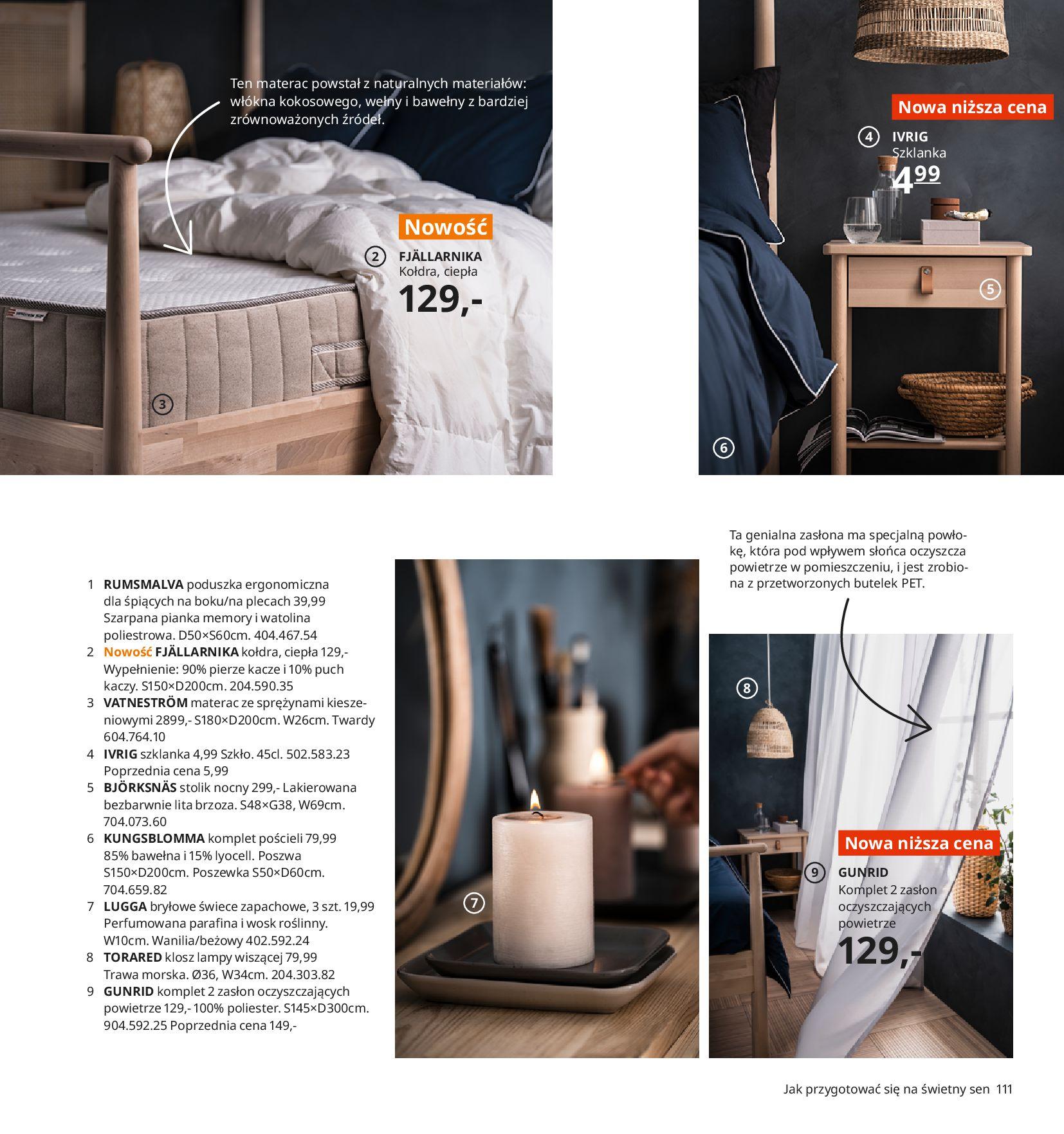 Gazetka IKEA:  Katalog IKEA 2021 2020-08-12 page-111