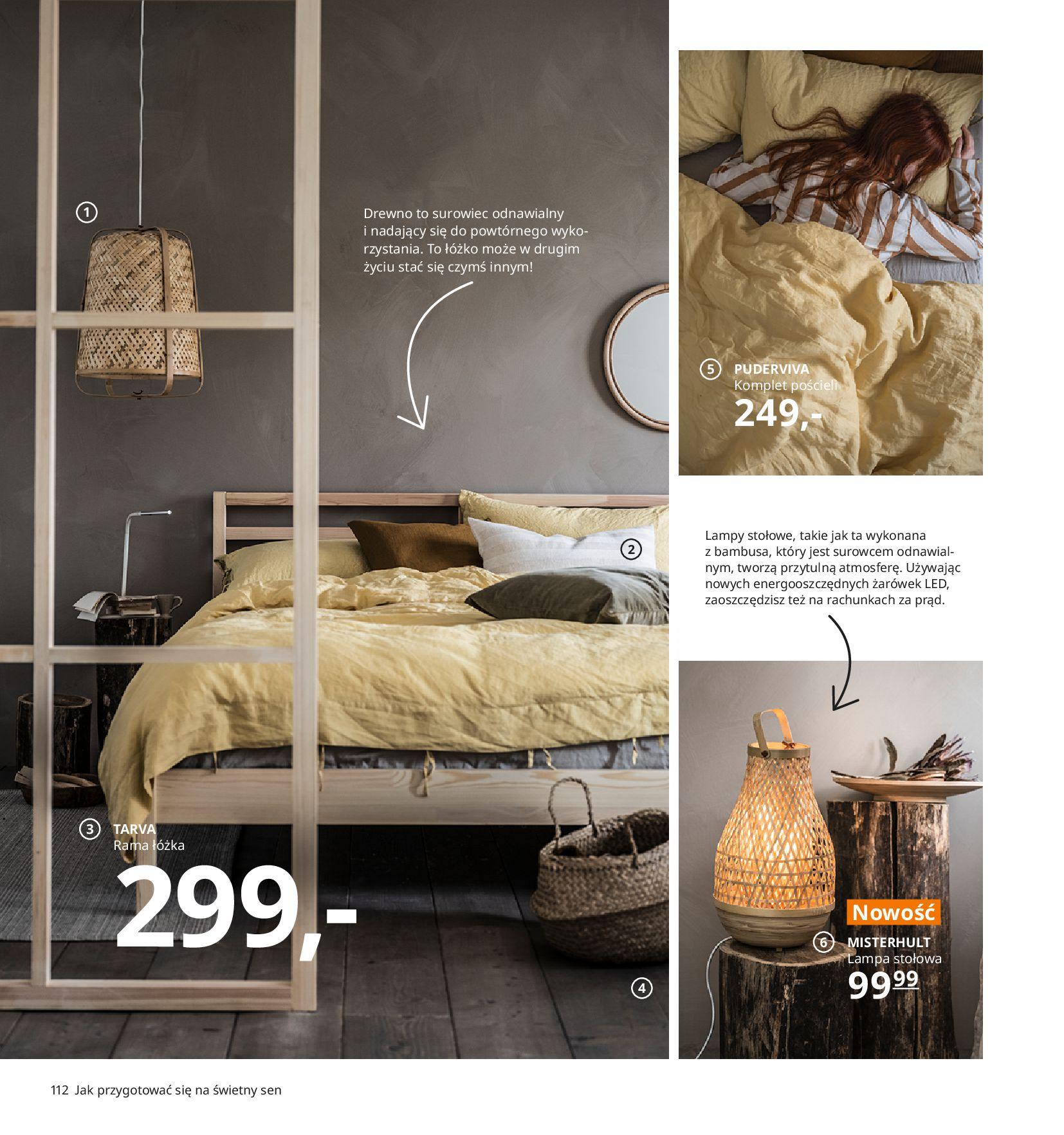 Gazetka IKEA:  Katalog IKEA 2021 2020-08-12 page-112