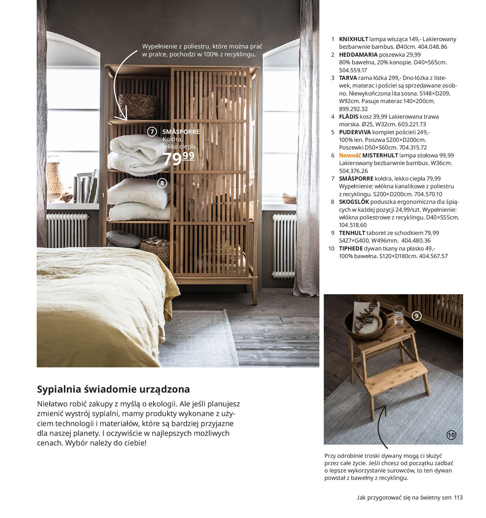 Gazetka IKEA:  Katalog IKEA 2021 2020-08-12 page-113