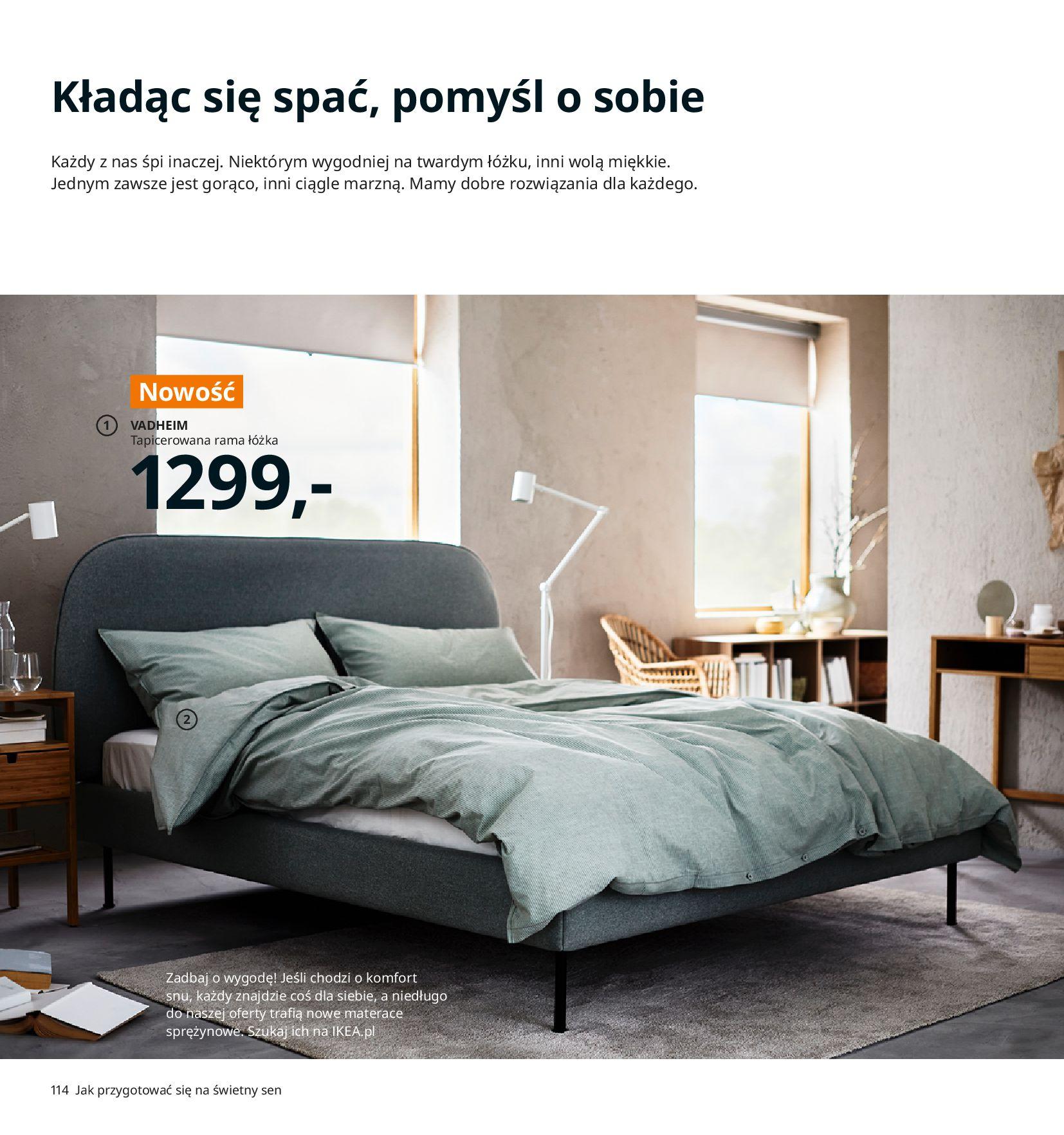 Gazetka IKEA:  Katalog IKEA 2021 2020-08-12 page-114