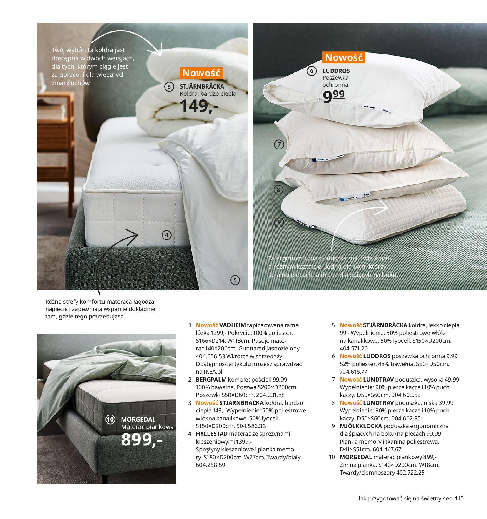 Gazetka IKEA:  Katalog IKEA 2021 2020-08-12 page-115