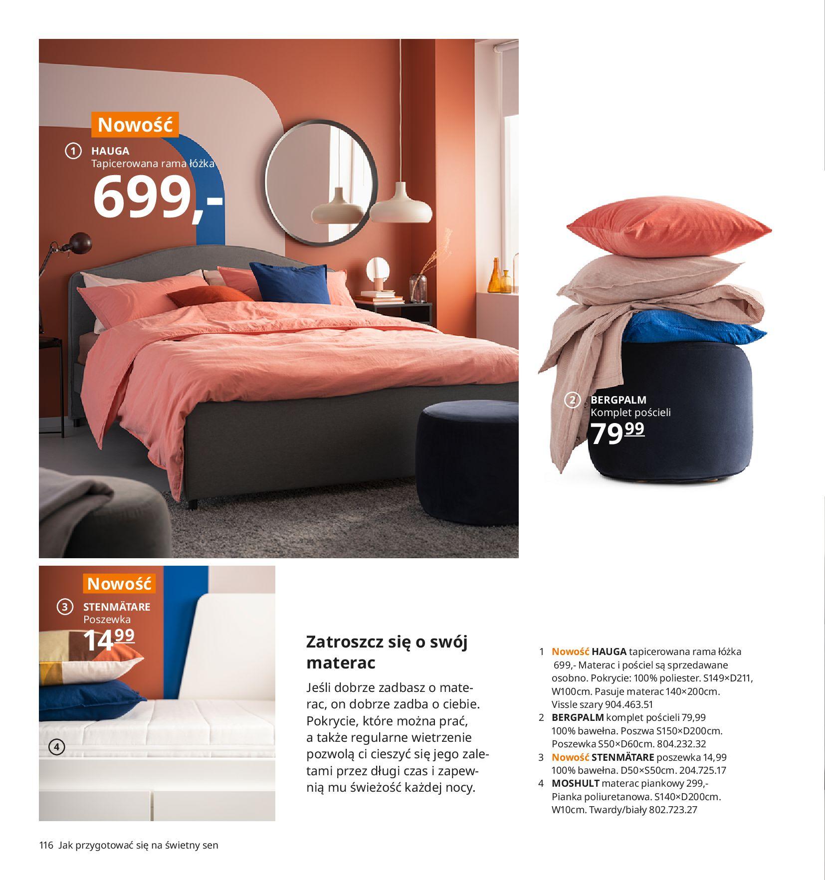 Gazetka IKEA:  Katalog IKEA 2021 2020-08-12 page-116
