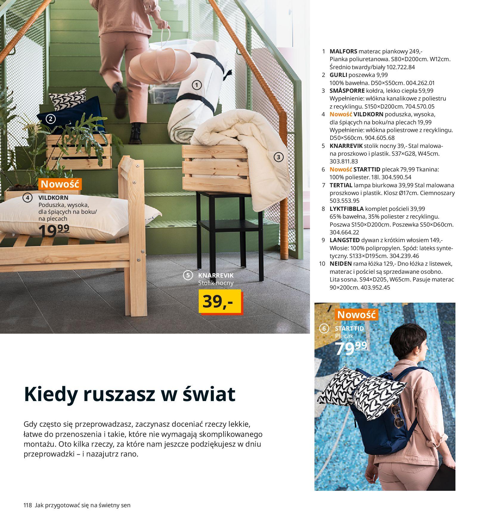 Gazetka IKEA:  Katalog IKEA 2021 2020-08-12 page-118