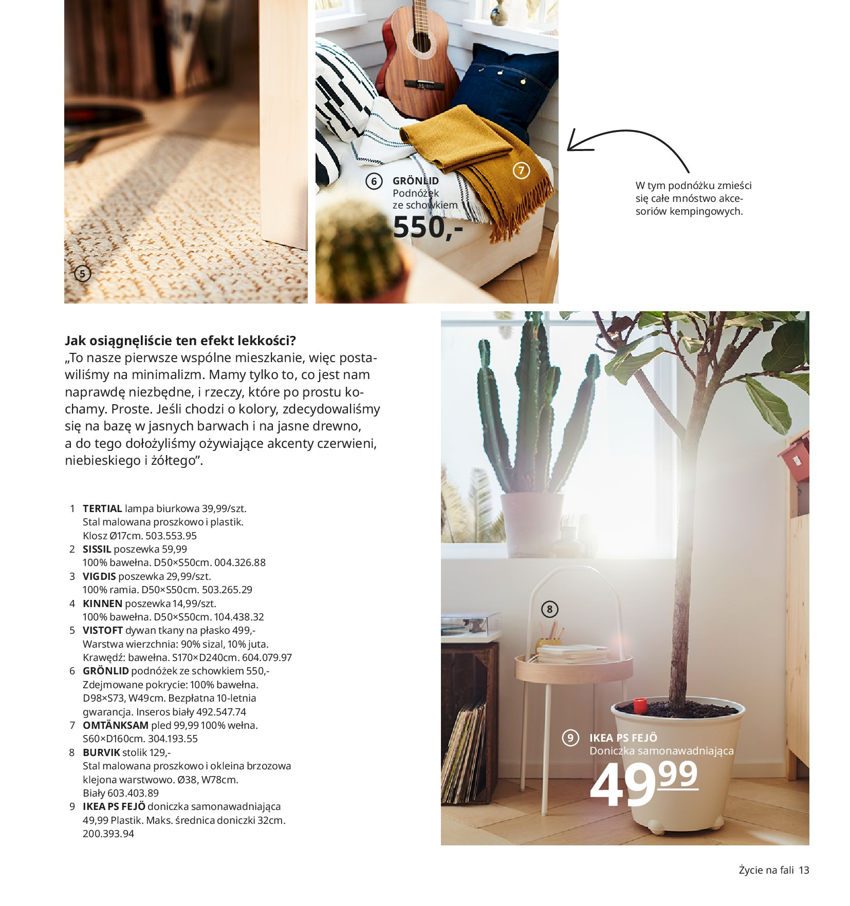Gazetka IKEA:  Katalog IKEA 2021 2020-08-12 page-13