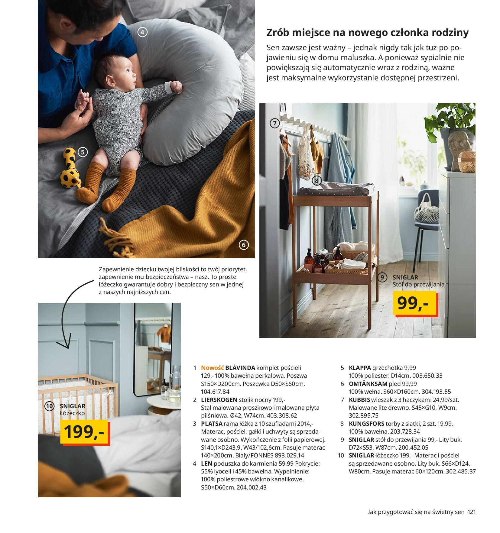 Gazetka IKEA:  Katalog IKEA 2021 2020-08-12 page-121