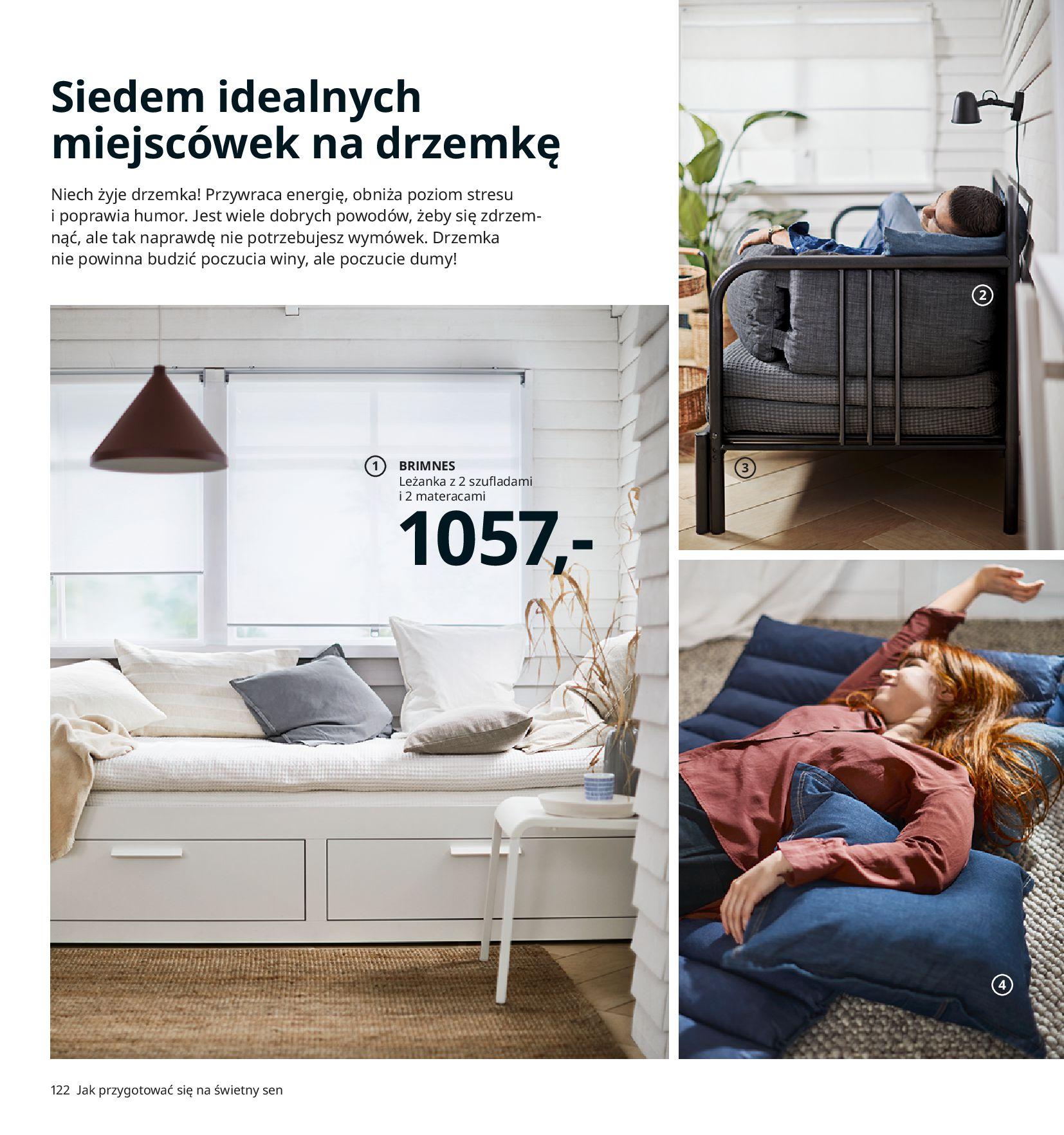 Gazetka IKEA:  Katalog IKEA 2021 2020-08-12 page-122